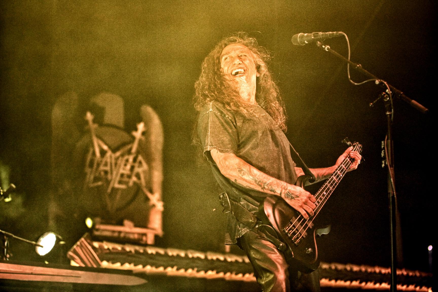 Slayer's Tom Araya Picks 4 Favorite Bass Players