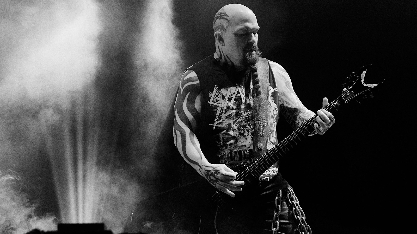 Slayer's Final Show: See Stunning Photos From Farewell Tour's Intense Conclusion