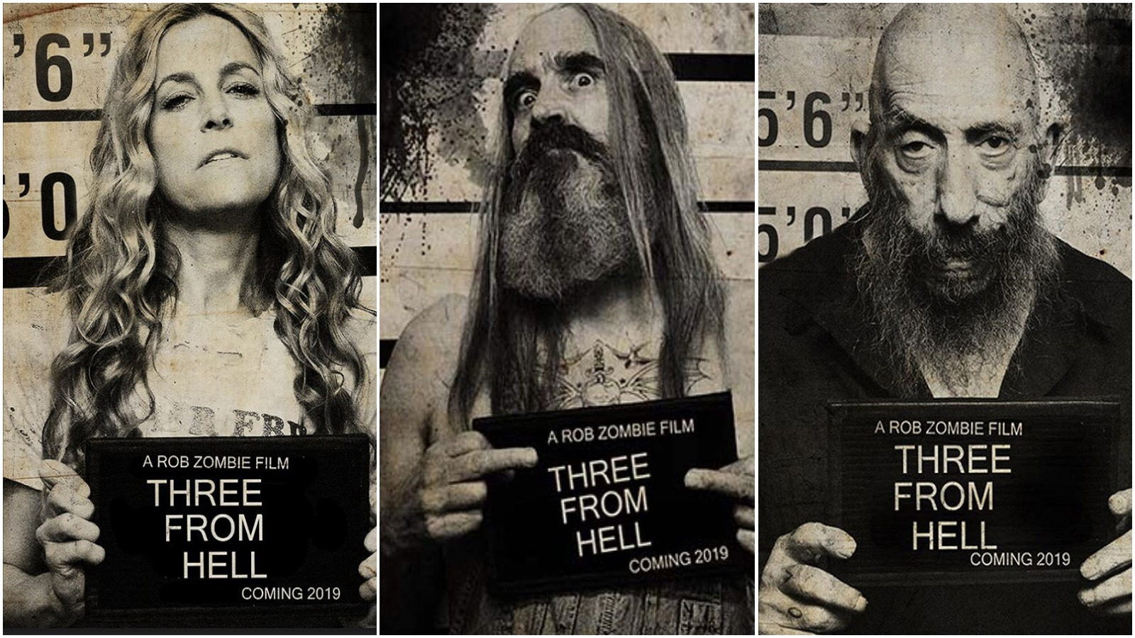 Rob Zombie's '3 From Hell': Hear 3 Chilling New Songs From Movie Soundtrack
