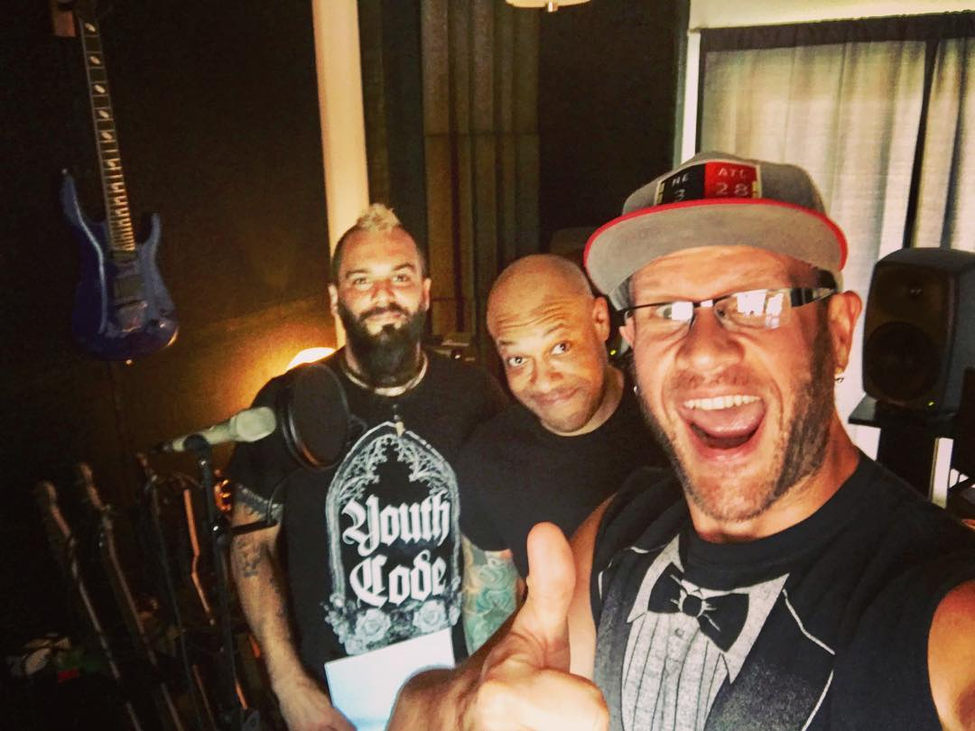Killswitch Engage Record Epic Duet With Jesse Leach And Ex