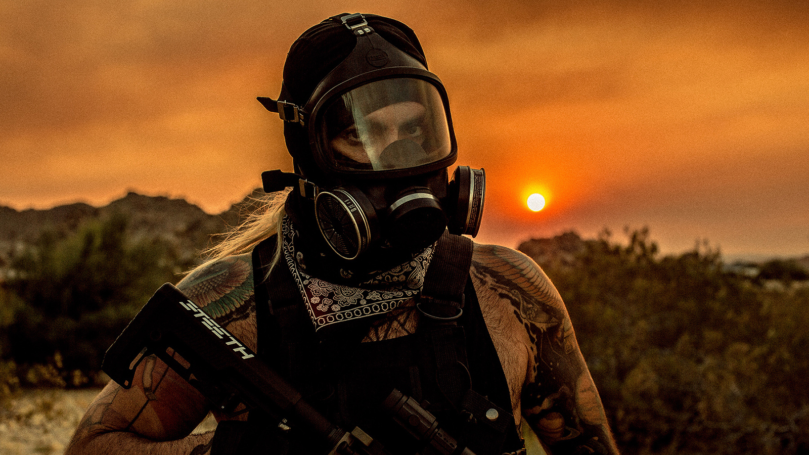 "3TEETH Talk Guns, ""Orange Man"" and Otherworldly Next Album"