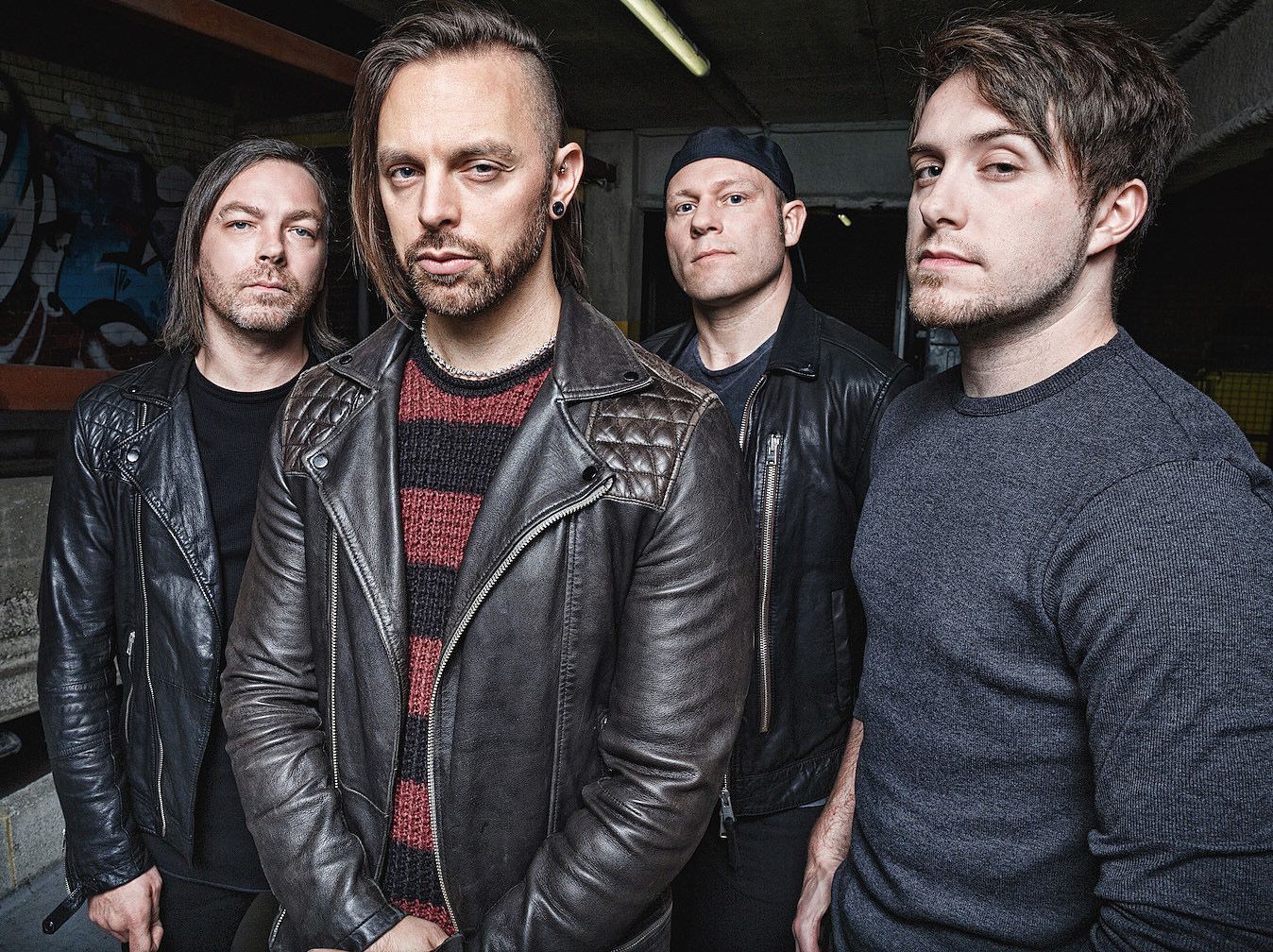 Best of 2018: Bullet for My Valentine Pick Favorite Music, Games, Shows and More