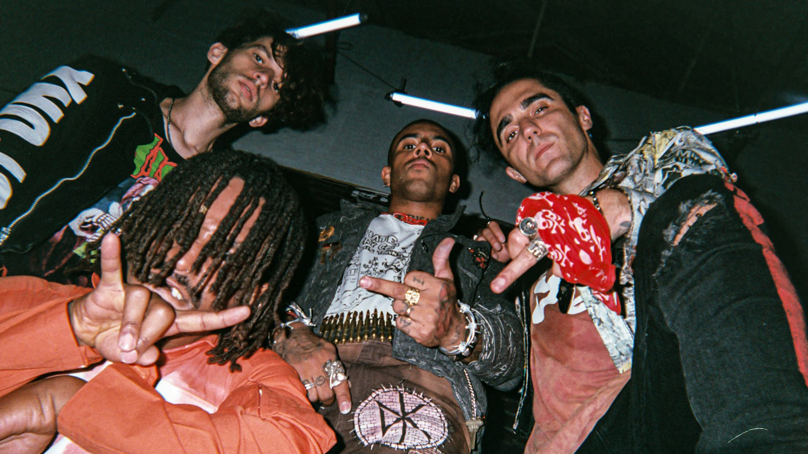 "Inside Vic Mensa's Subversive New Band 93PUNX: ""Rap and Punk Are the Same Idea"""