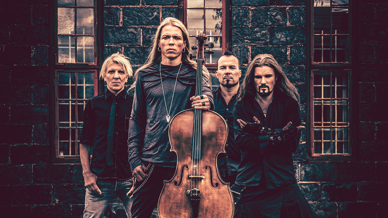 "See Apocalyptica Explore Doomsday World in Video for New Song ""En Route to Mayhem"""