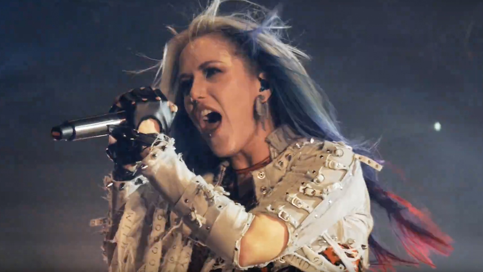 See Arch Enemy S Stirring New Reason To Believe Performance