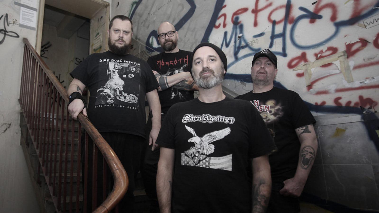 Hear Doom Juggernauts Bellrope's Crushing New Album 'You Must Relax' in Full