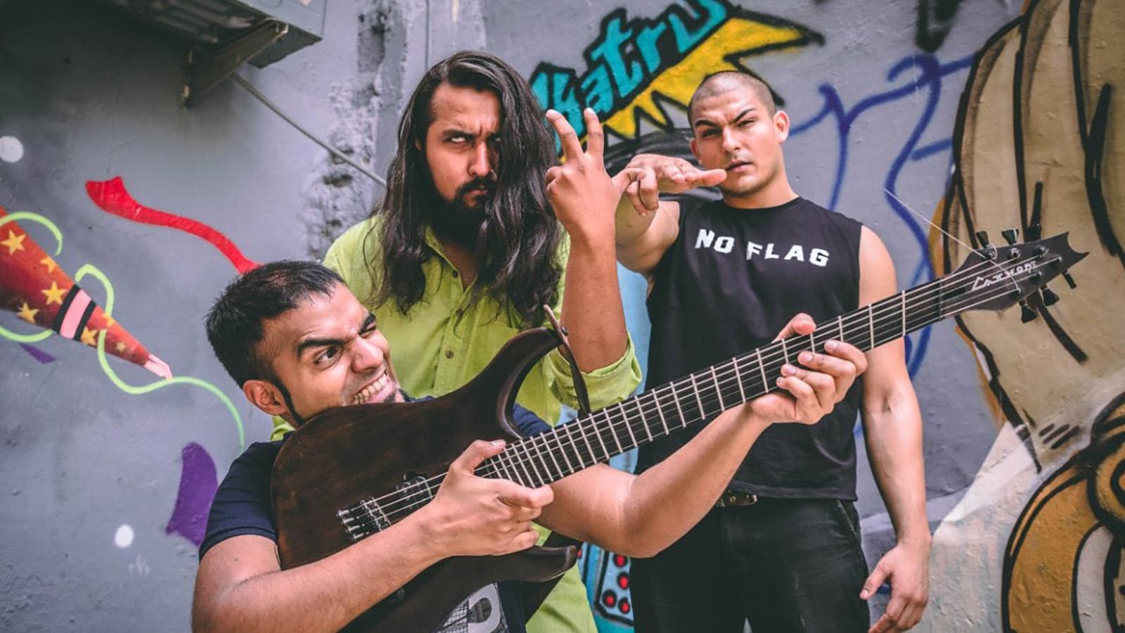 myynti vähittäiskauppias ostaa halpaa 100% korkealaatuista Watch Indian Metal Viral Stars Bloodywood's Uplifting New ...
