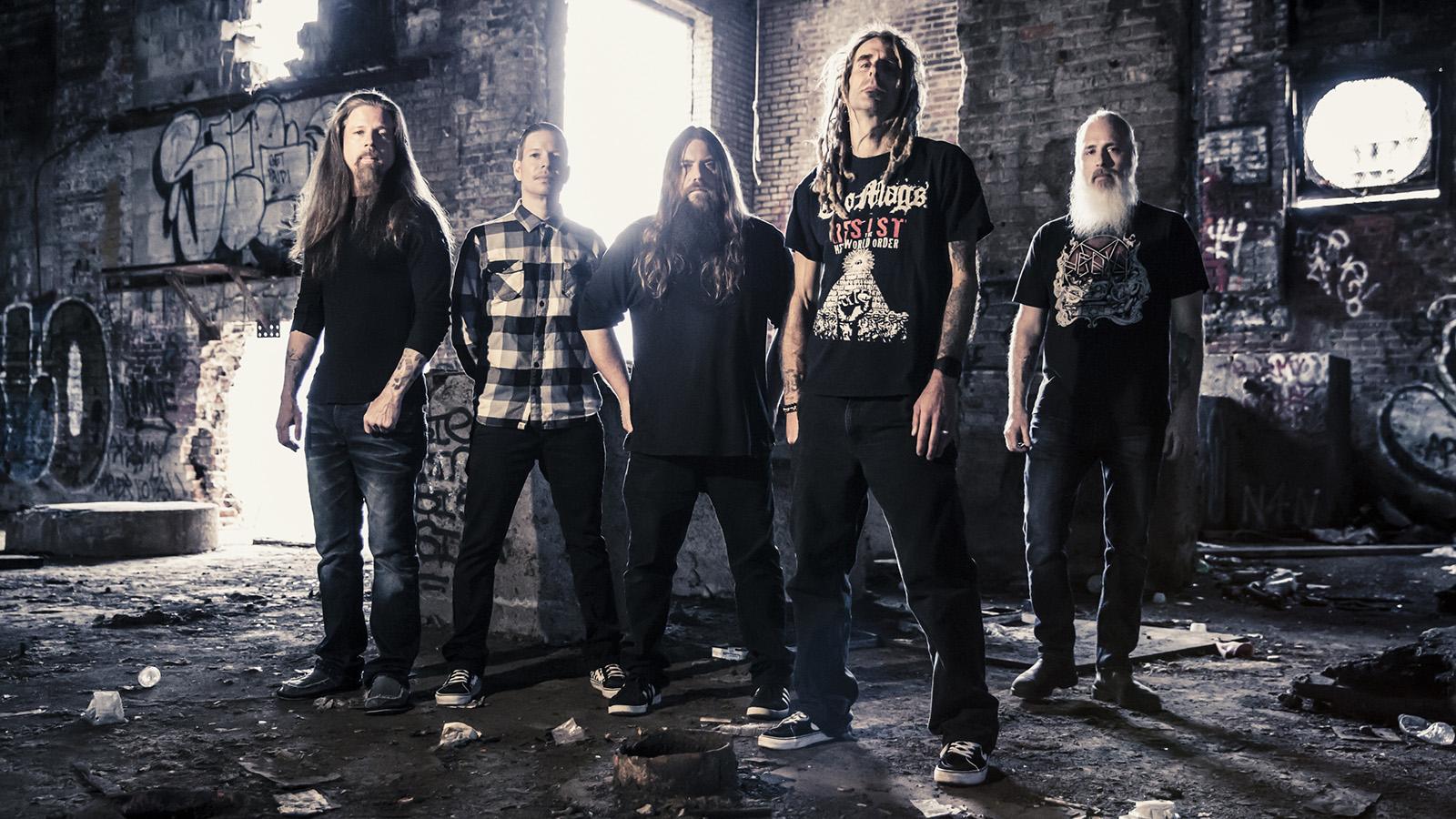 Lamb of God Split With Drummer Chris Adler, Welcome Art Cruz As Full-Time Member