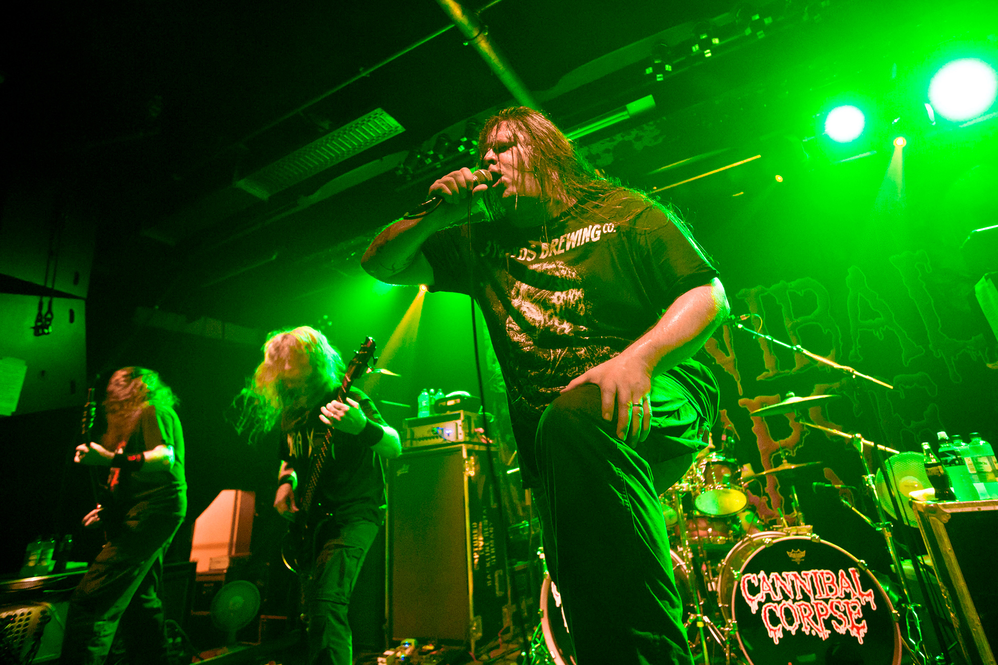 Cannibal Corpse Singer On Pushing Buttons Getting Quot Crap