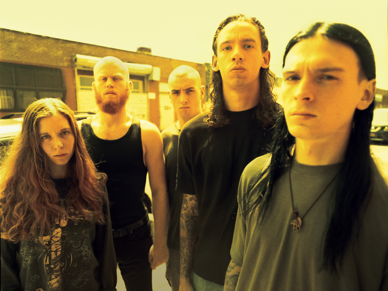 2017 Breakthrough Band Code Orange Appears On Cover Of New