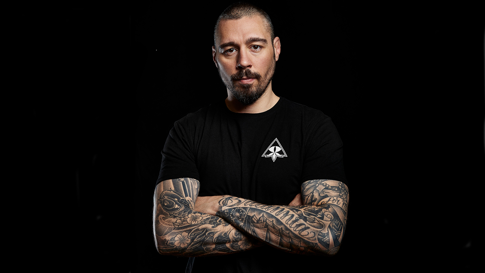 Ufcs Dan Hardy On Mmas Rebel Past How Pantera Got Him Too Angry