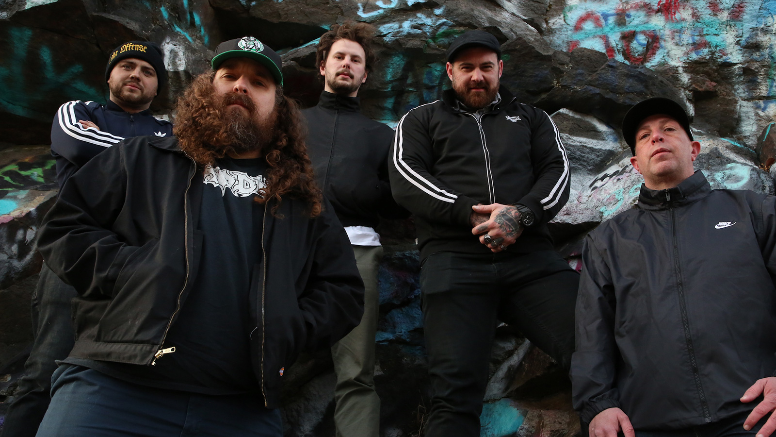Hear Hardcore Vets Death Before Dishonor's Crushing First New Song in 10 Years