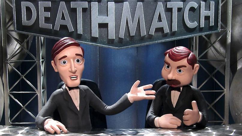 MTV Bringing Back Gory Claymation Classic 'Celebrity Deathmatch'