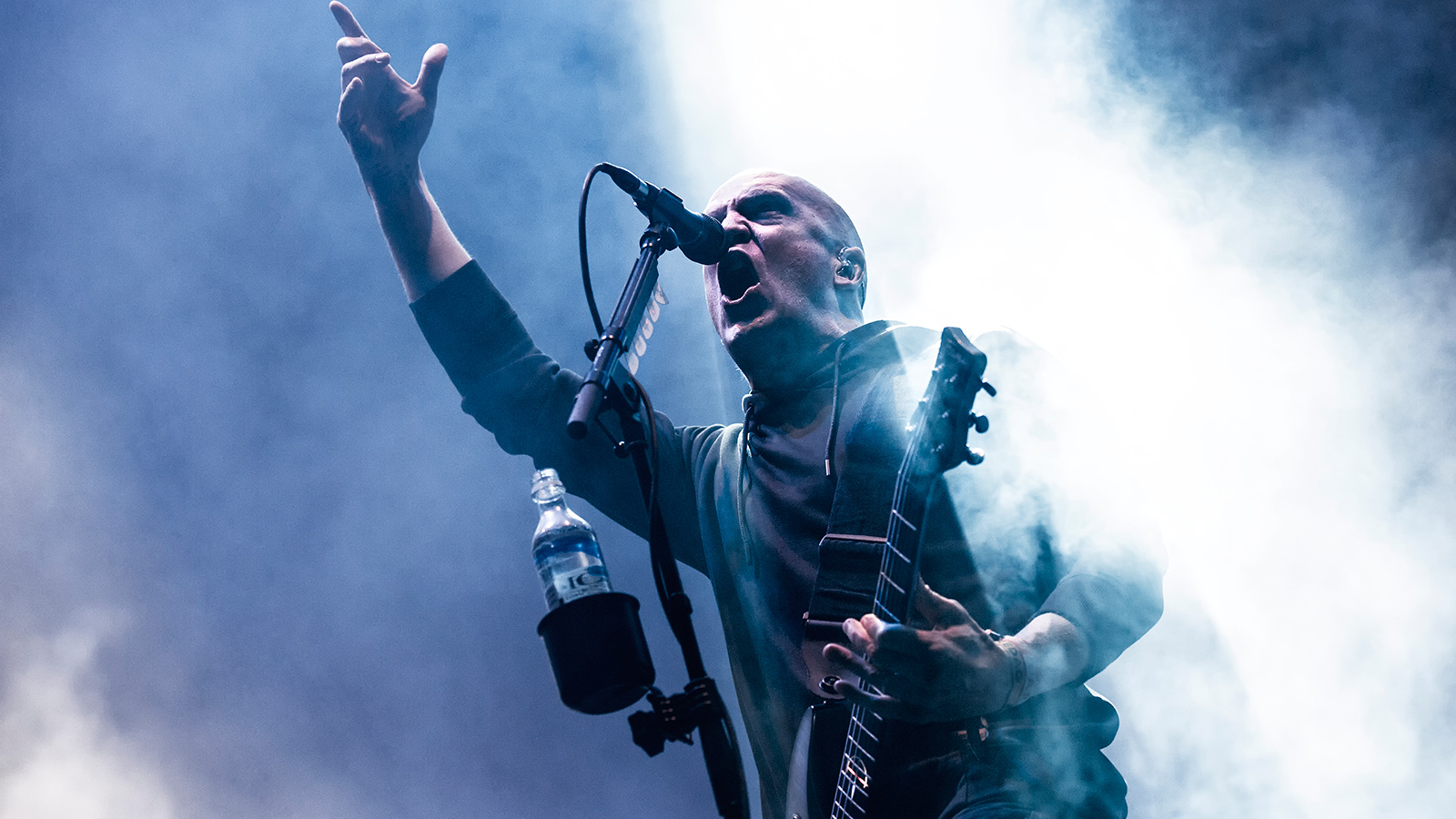 Devin Townsend: 5 Albums That Made Me