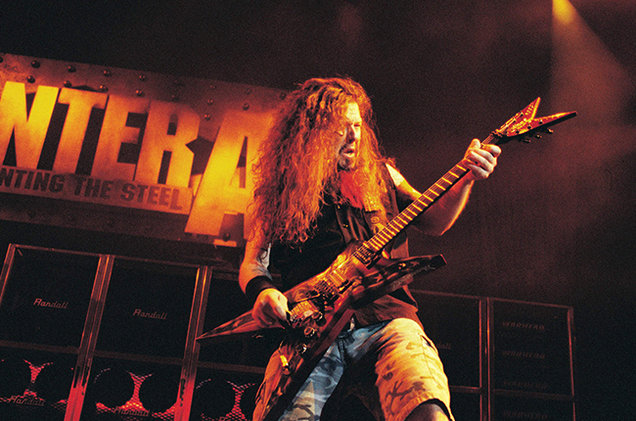 "See Pantera Rip Through ""5 Minutes Alone"" at Final Concert Ever"