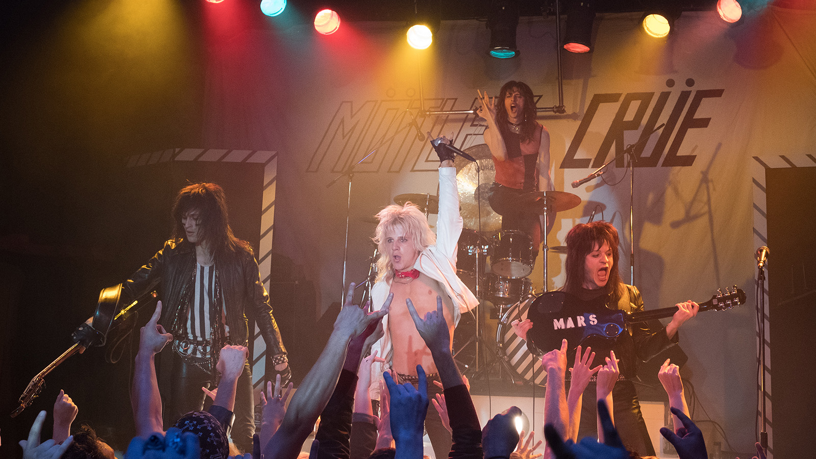 'The Dirt': 13 Most Insane Moments From Netflix's Mötley Crüe Movie
