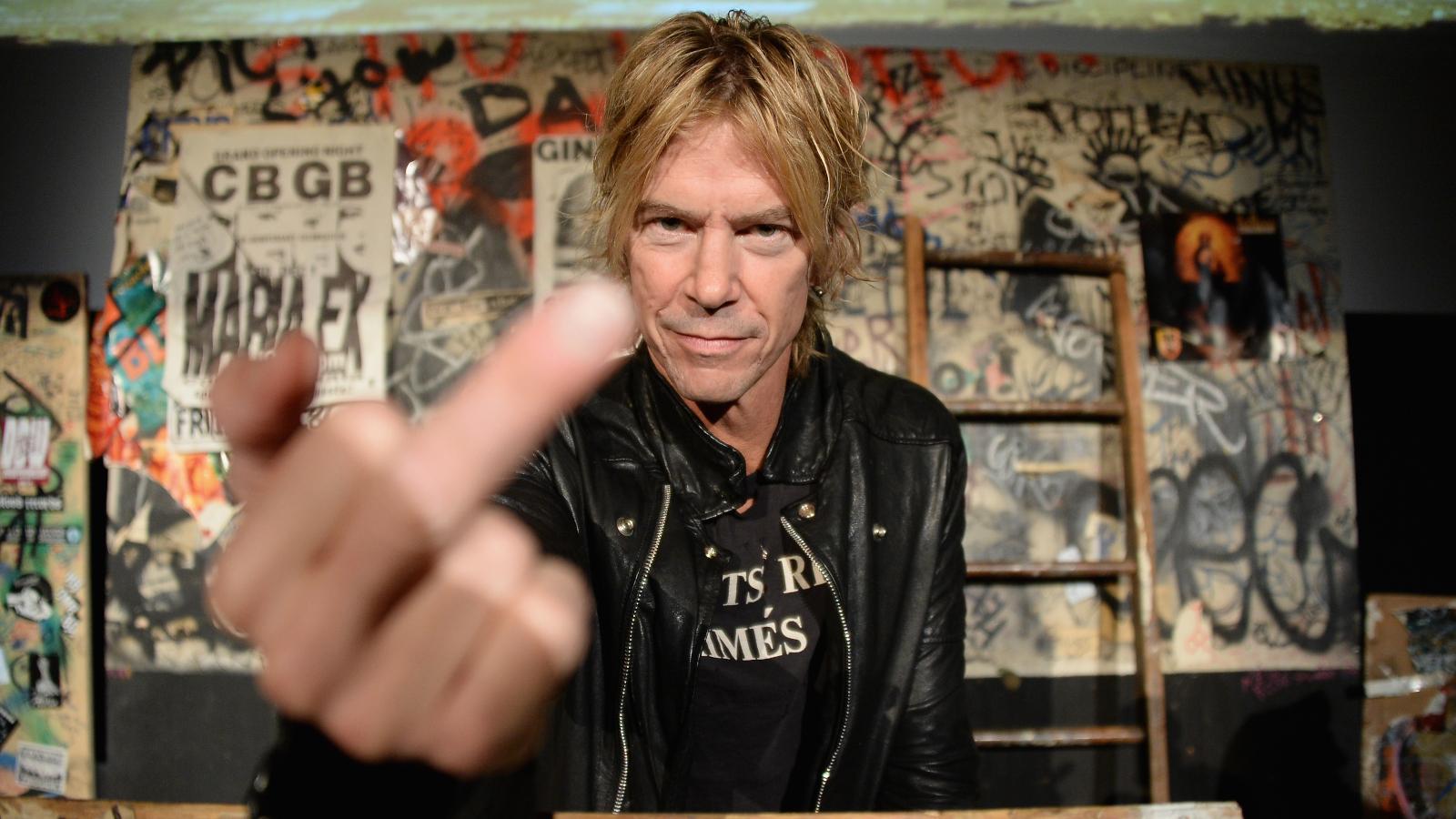 Guns N' Roses' Duff McKagan Picks 7 Essential Punk and Hardcore Records