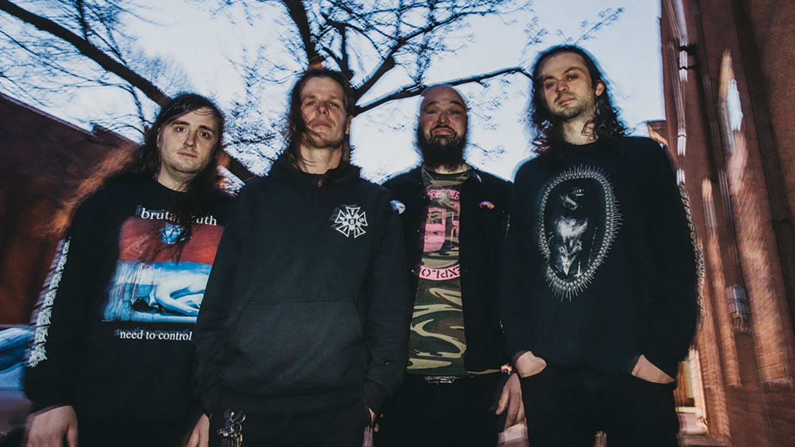 Hear Full of Hell Guitarist Go Noise-Rock on Eye Flys' Gnarly New Song
