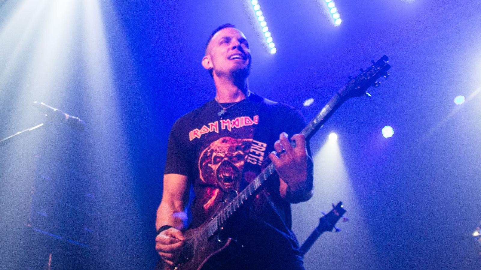 "Mark Tremonti on Slayer, Pinball Obsession, ""Zen"" New Alter Bridge Record"