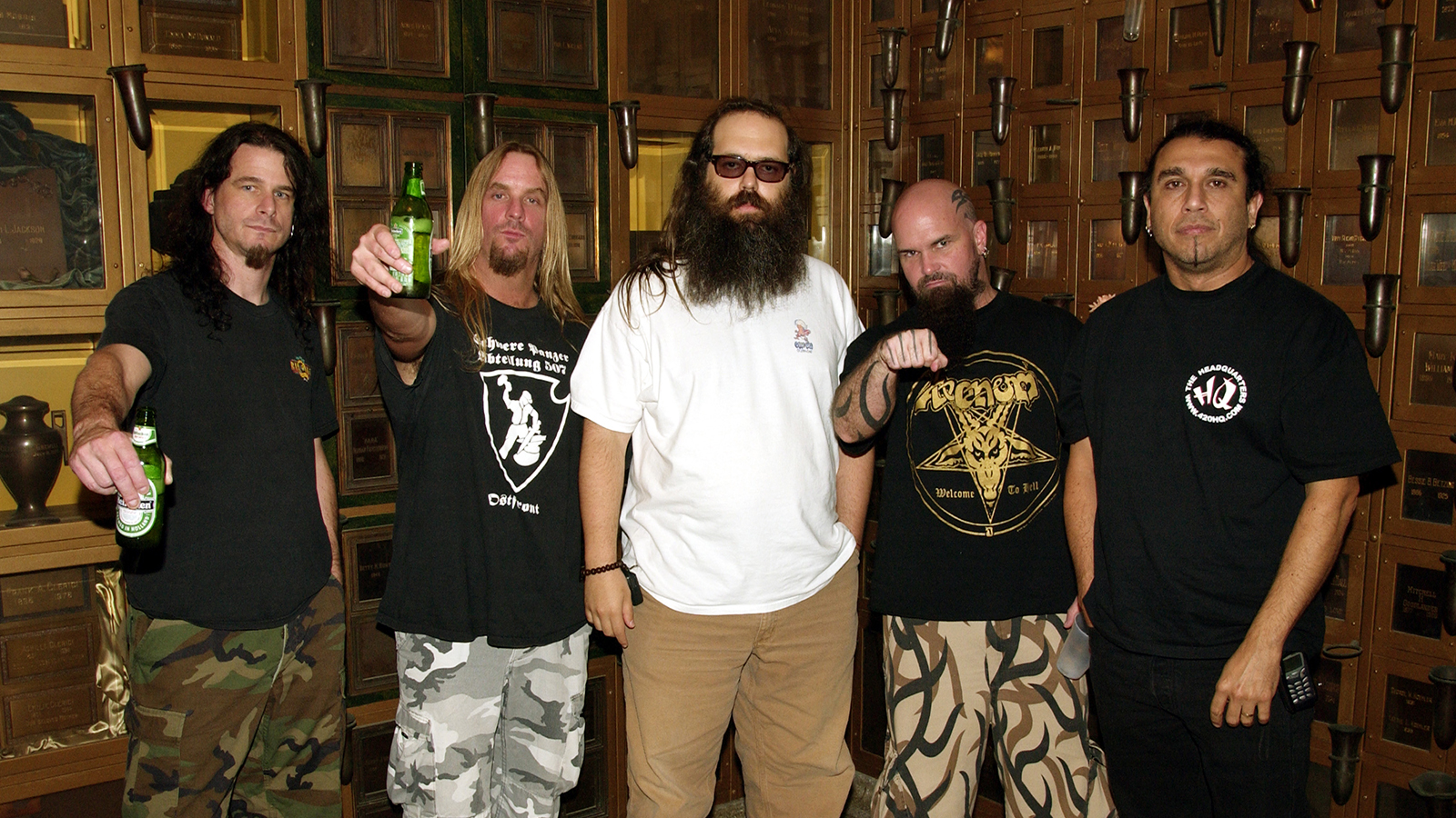 Rick Rubin on the Slayer Show That Almost Killed Him