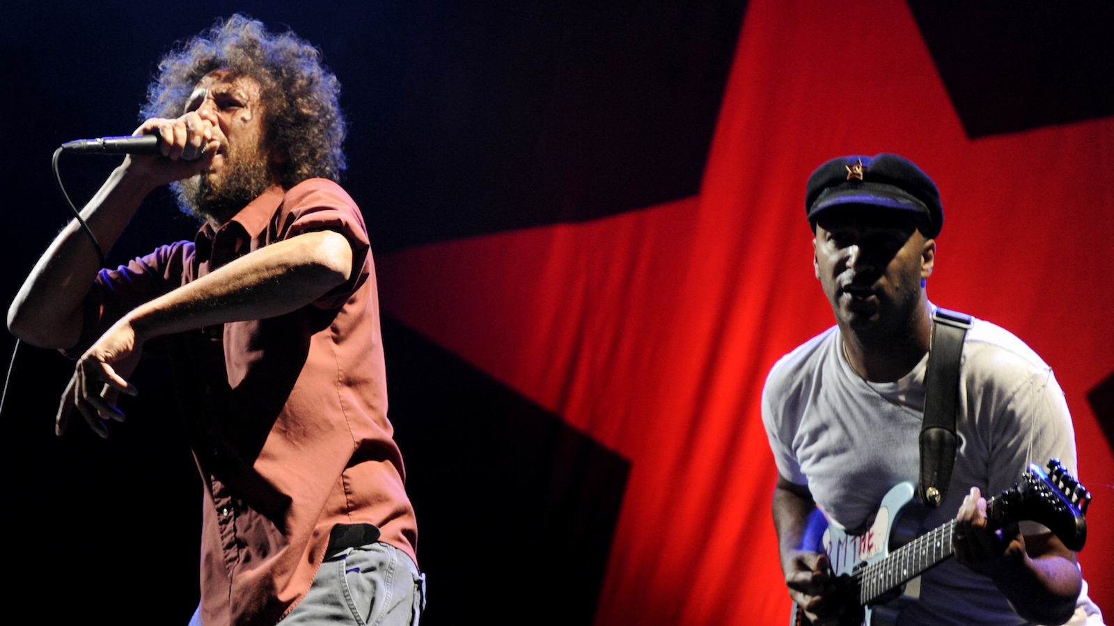 Rage Against The Machine To Reunite For 2020 Shows Revolver