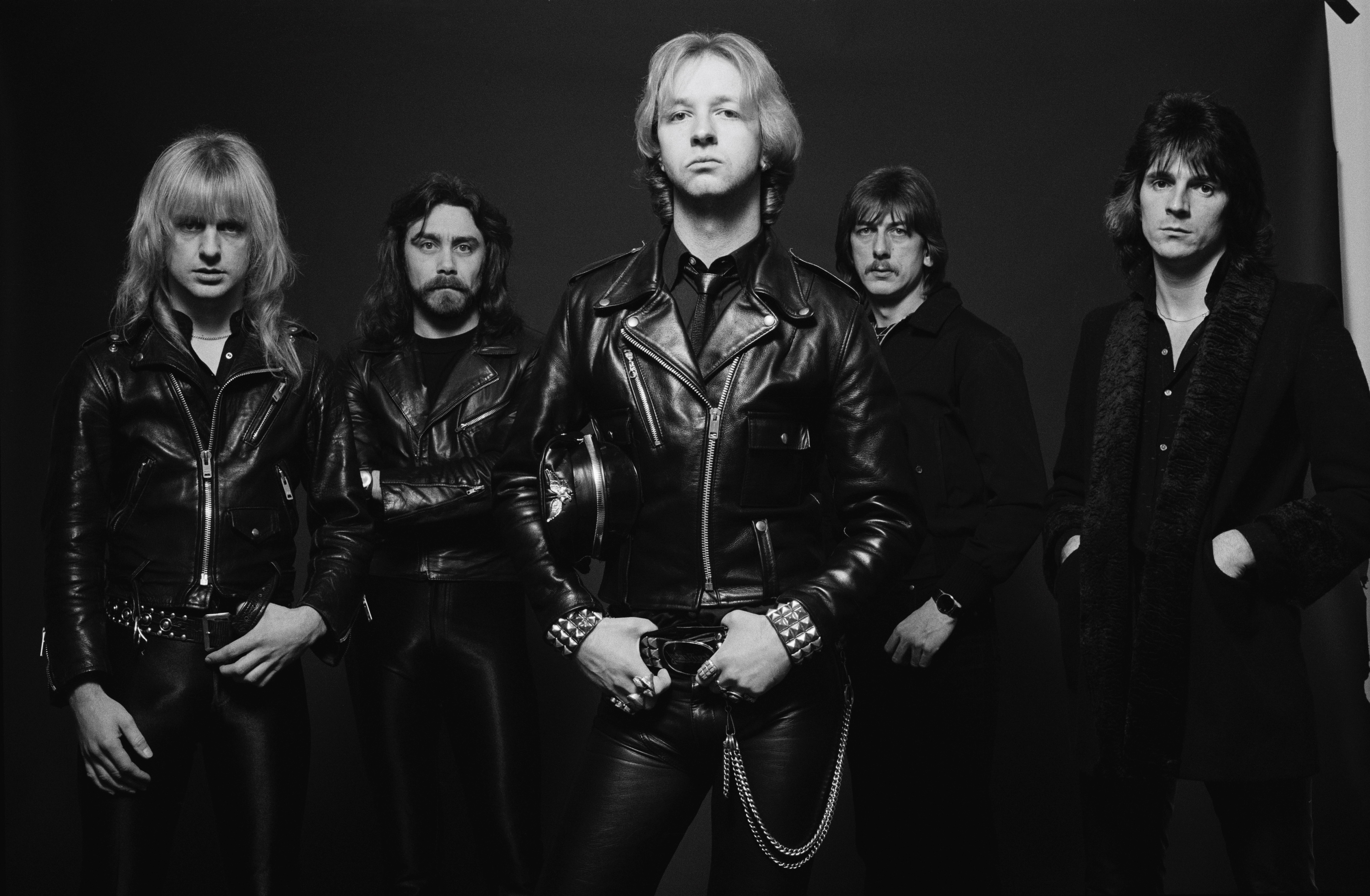 Judas Priest's 'British Steel': The Story Behind the Cover Art