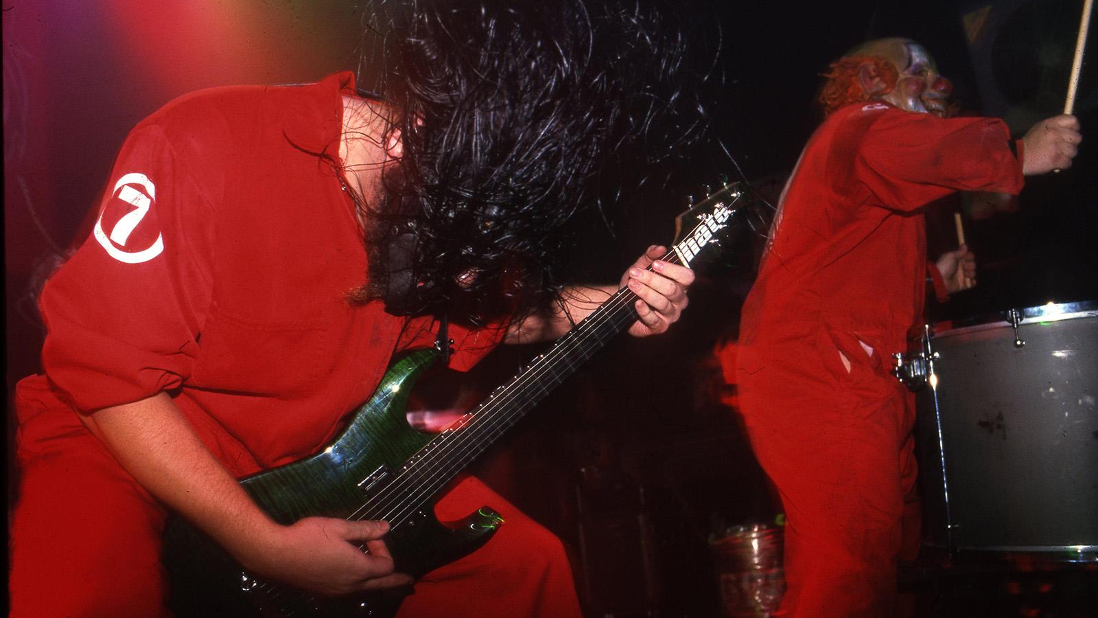 12 Insane Stories From Slipknot's Self-Titled Debut Album