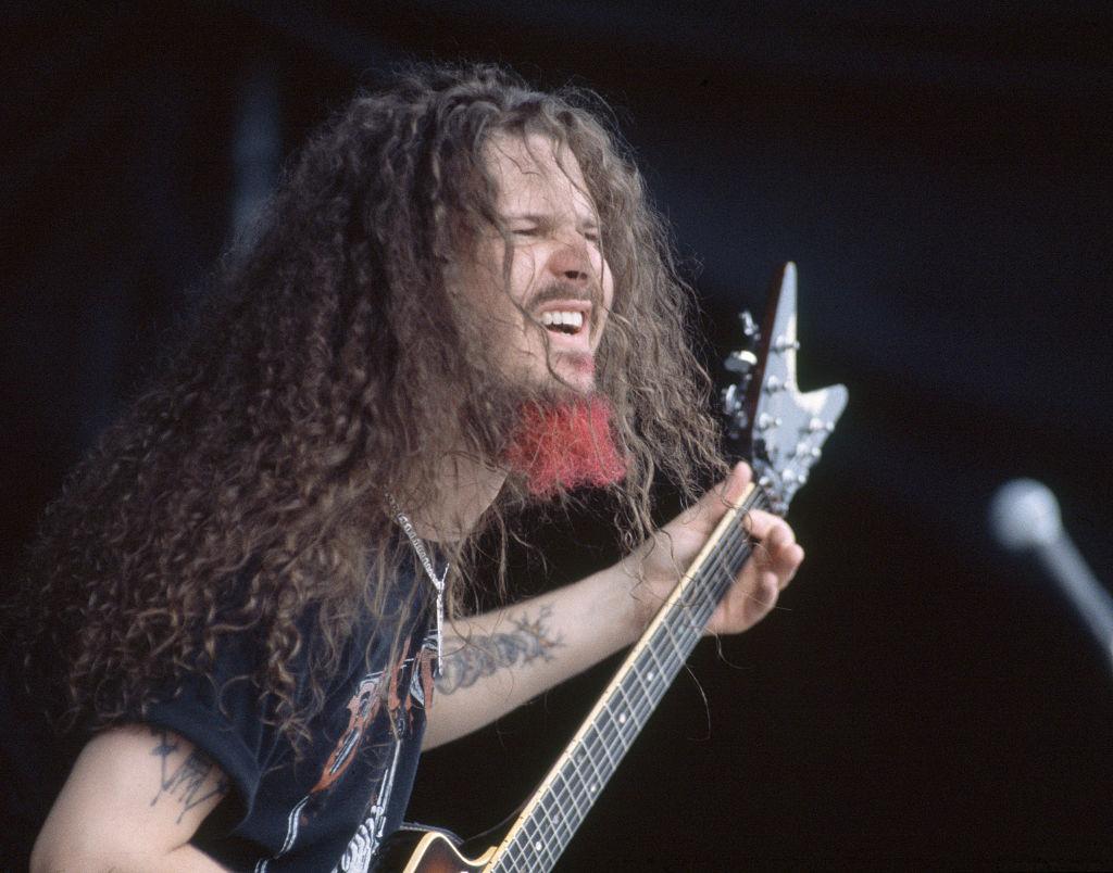 Pantera's Dimebag Darrell Picks Favorite Slayer Song