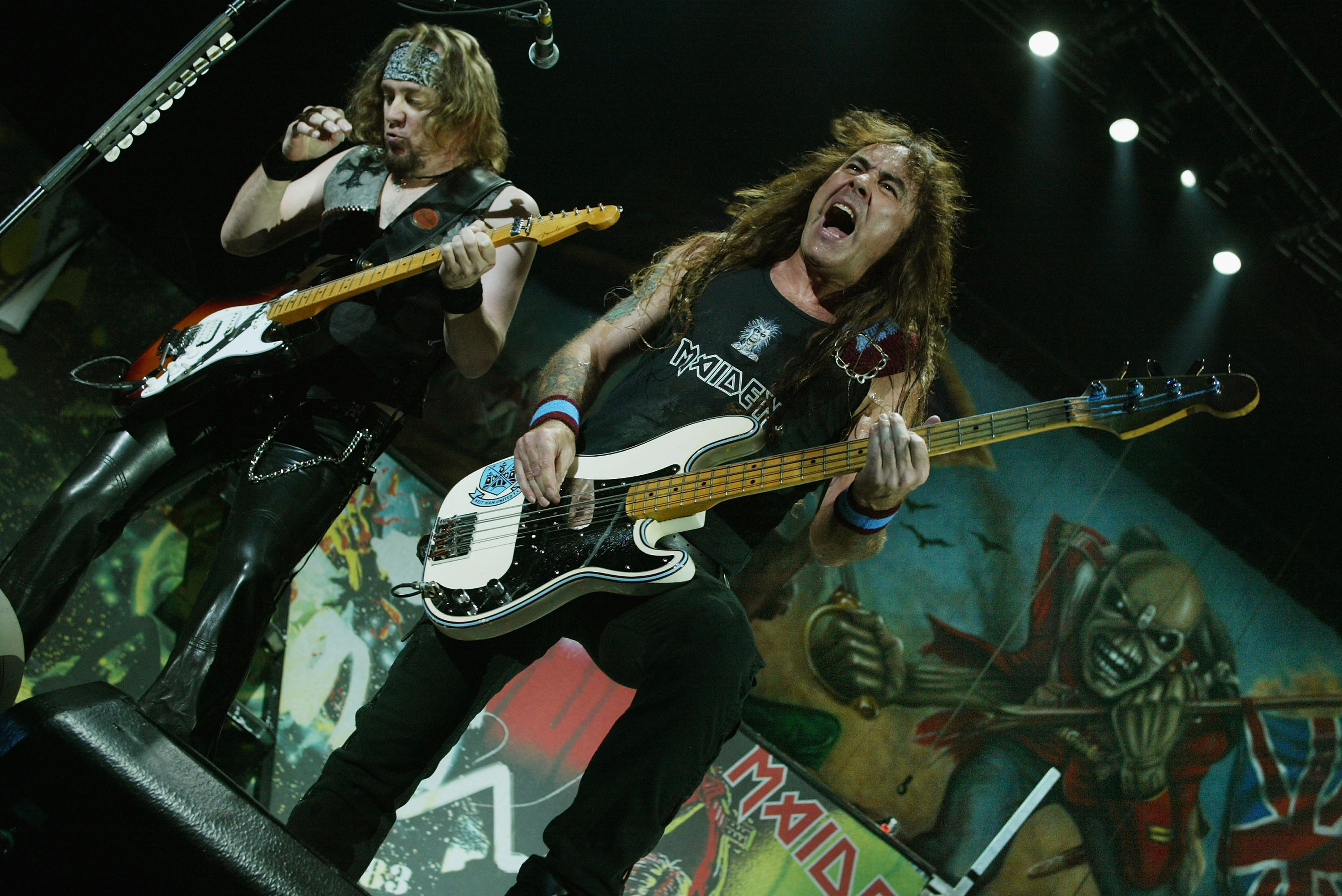 Iron Maiden's Steve Harris Looks Back on NWOBHM Pioneers' Classic Albums