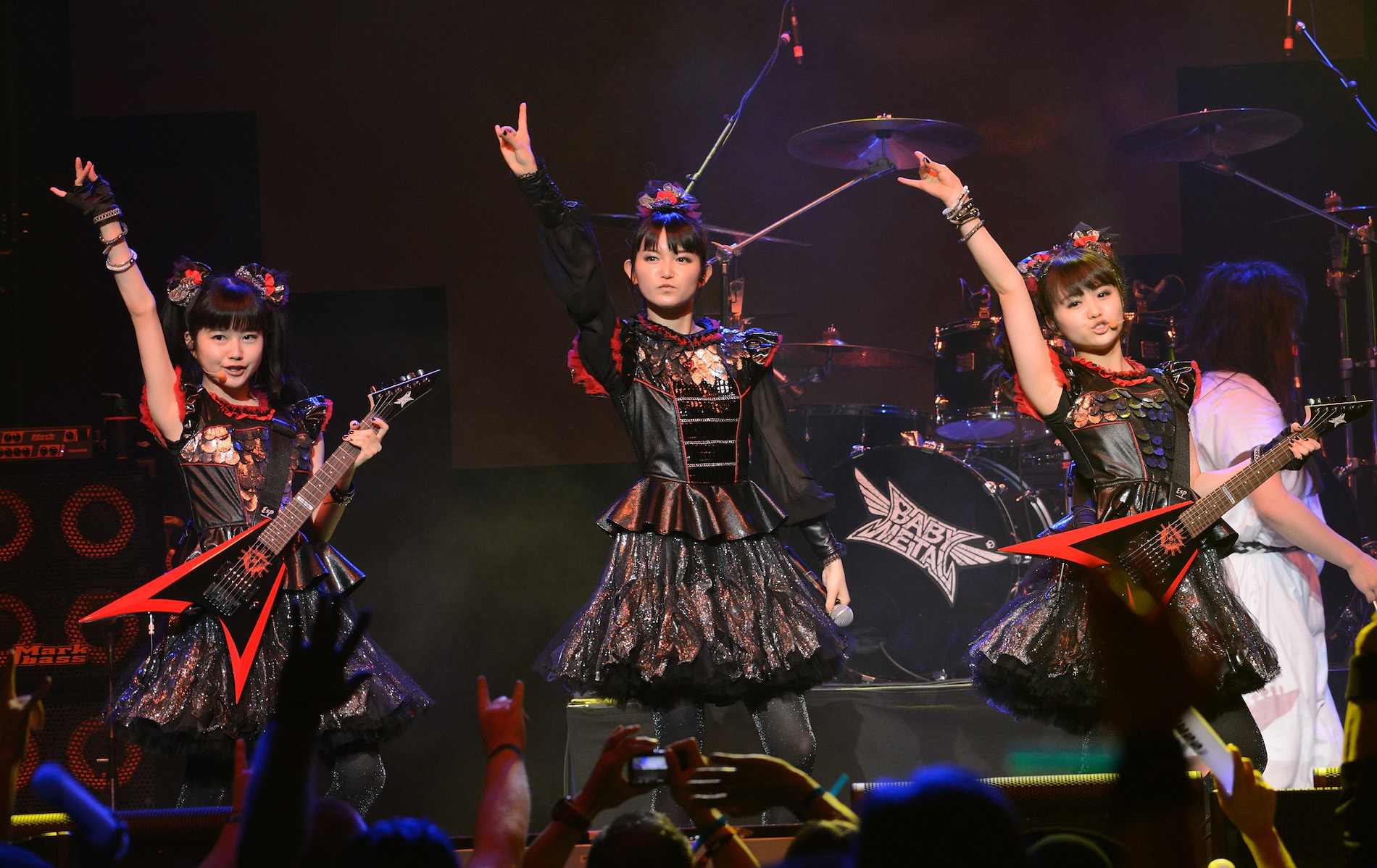 Babymetal Announce World Tour Revolver