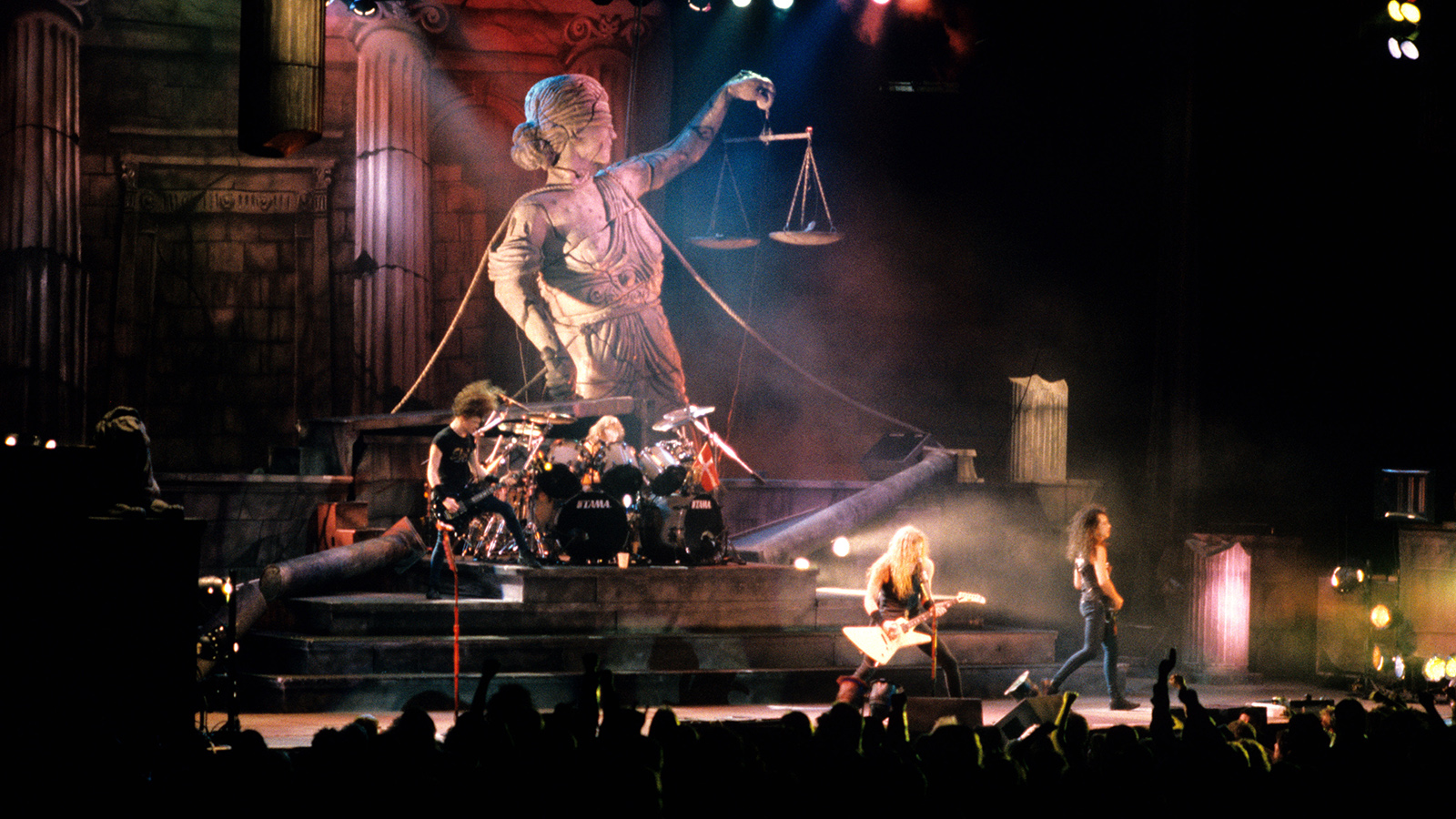 Metallica S And Justice For All The Story Behind The Iconic