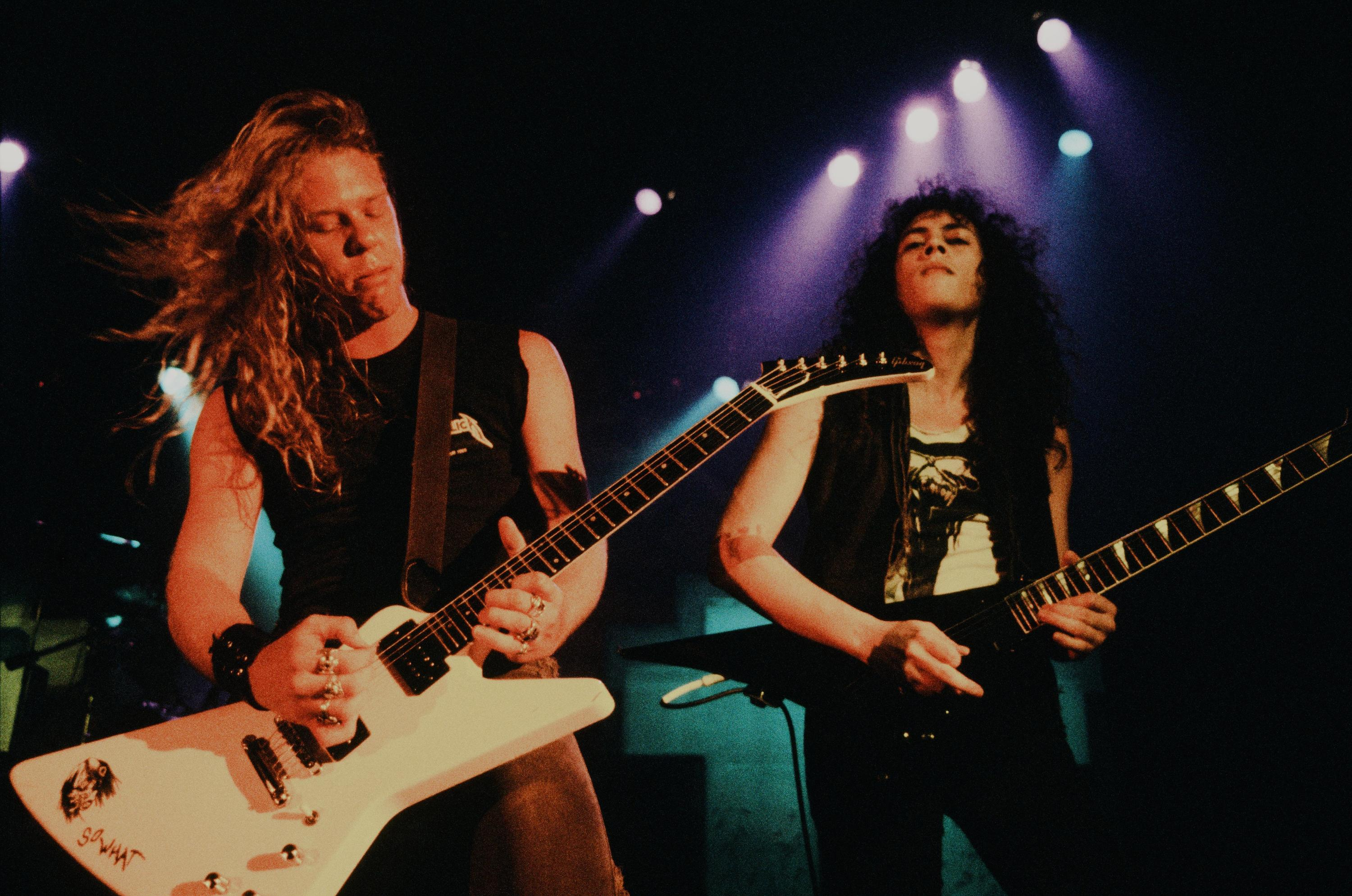 Hear Metallica S Punishing Previously Unreleased Live