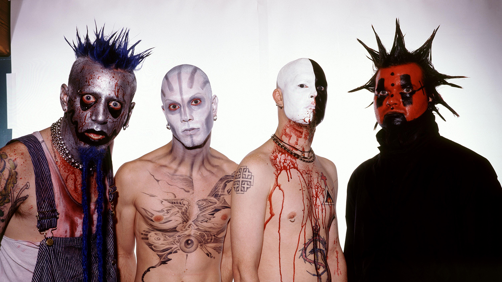 """Mudvayne's 'L.D. 50': 10 Things You Didn't Know About """"Math-Metal"""" Classic  