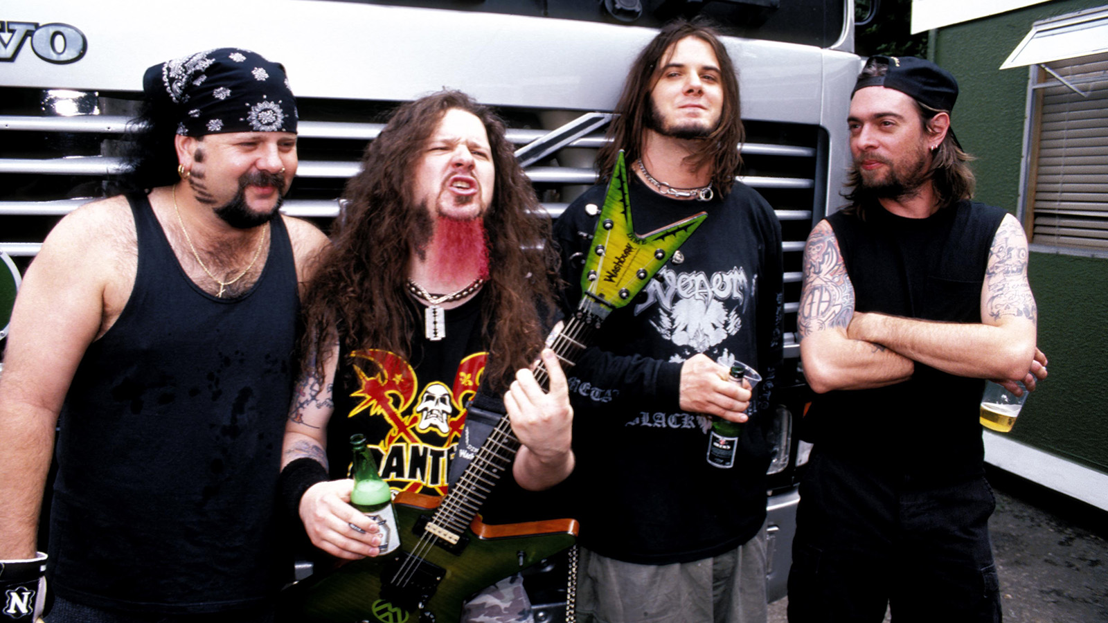 7 Things You Didn't Know About Pantera's 'The Great Southern Trendkill'
