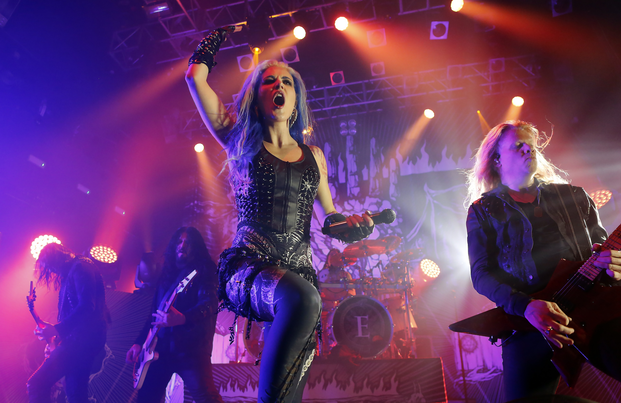 Arch Enemy Announce North American Fall Tour Dates Revolver