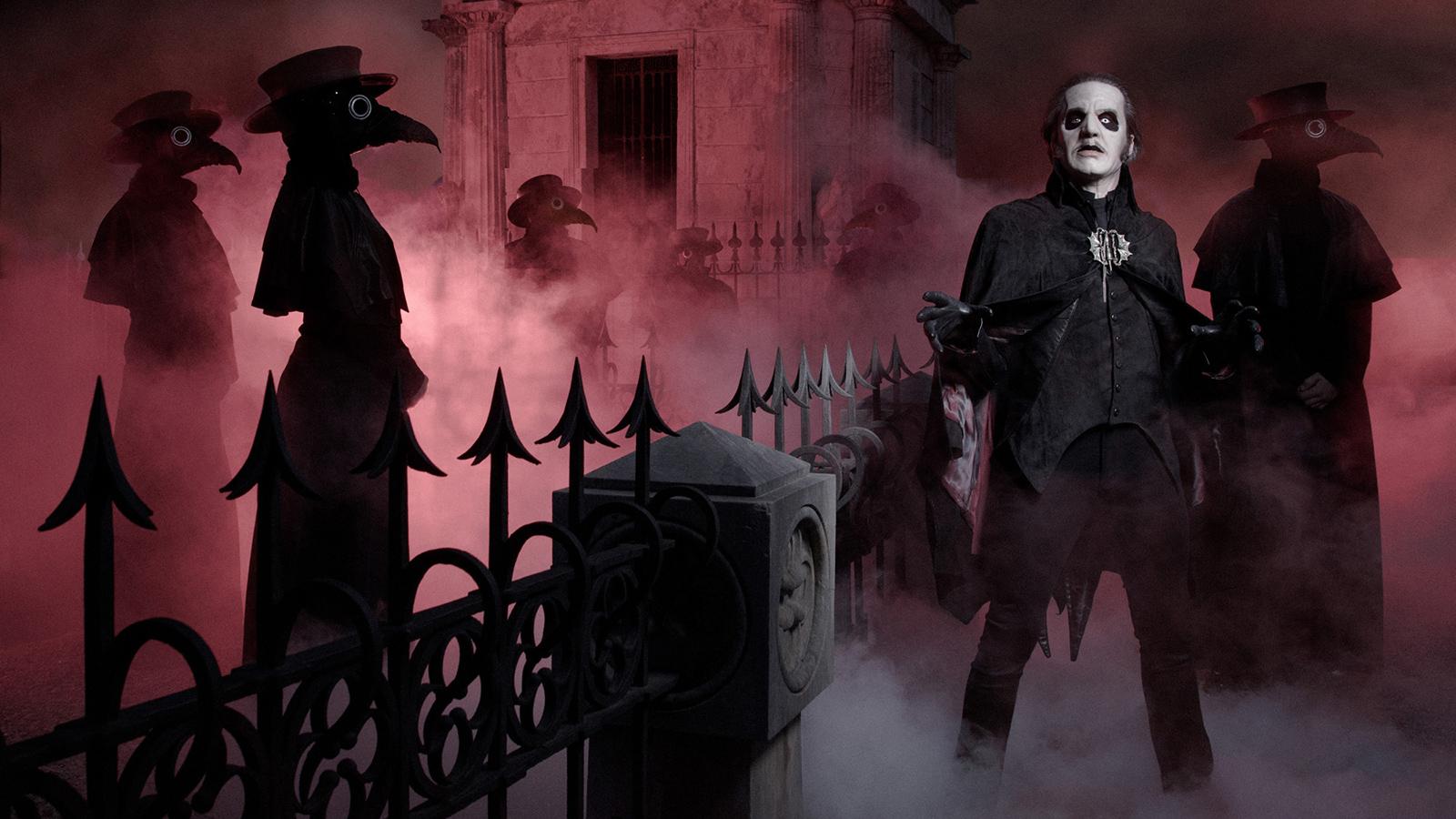 "Watch Ghost's ""Deliciously Disturbing"" New ""Faith"" Lyric Video"