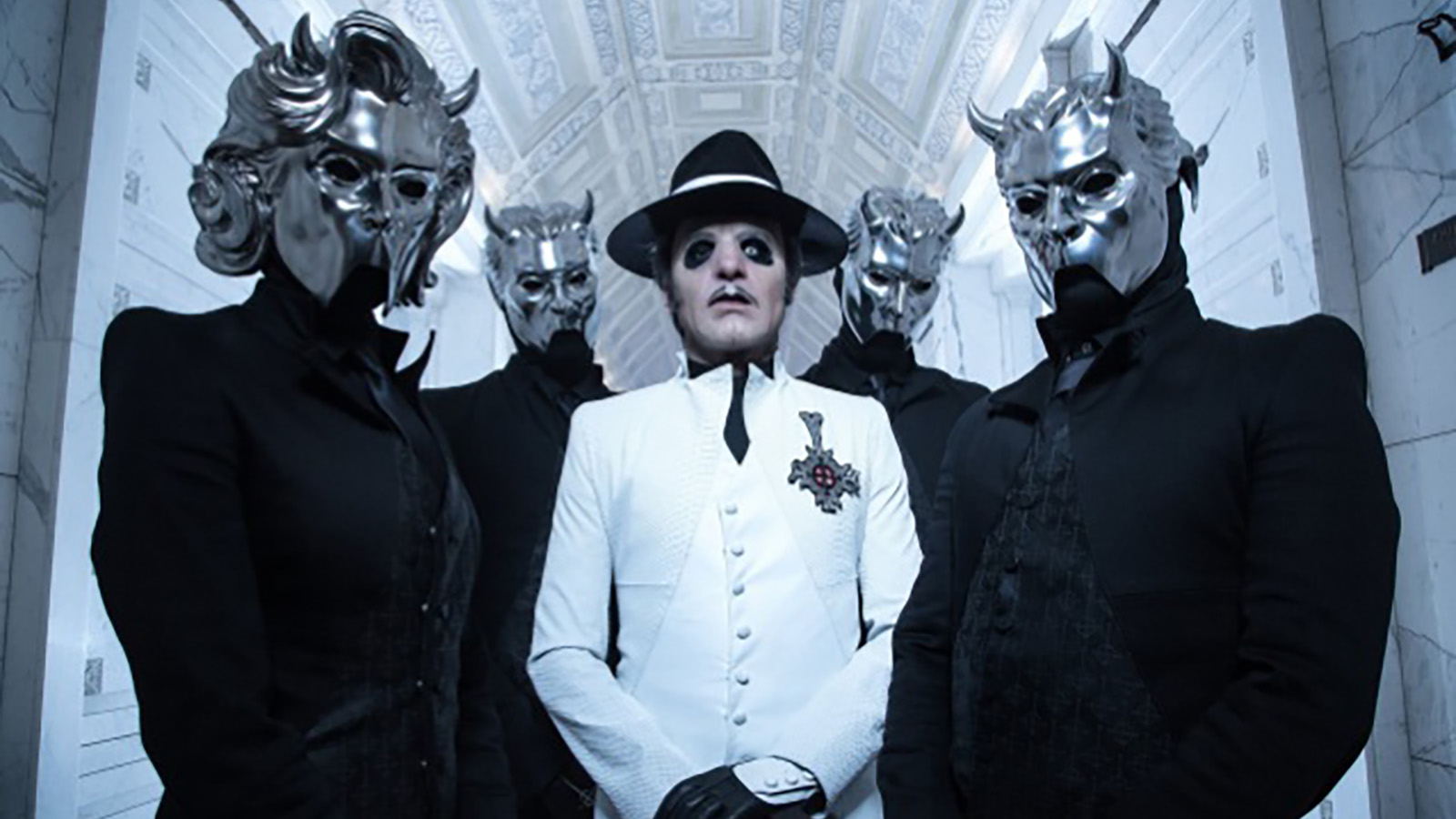 """Hear Ghost Get Groovy on Poppy, Fun New Song """"Kiss the Go-Goat"""""""