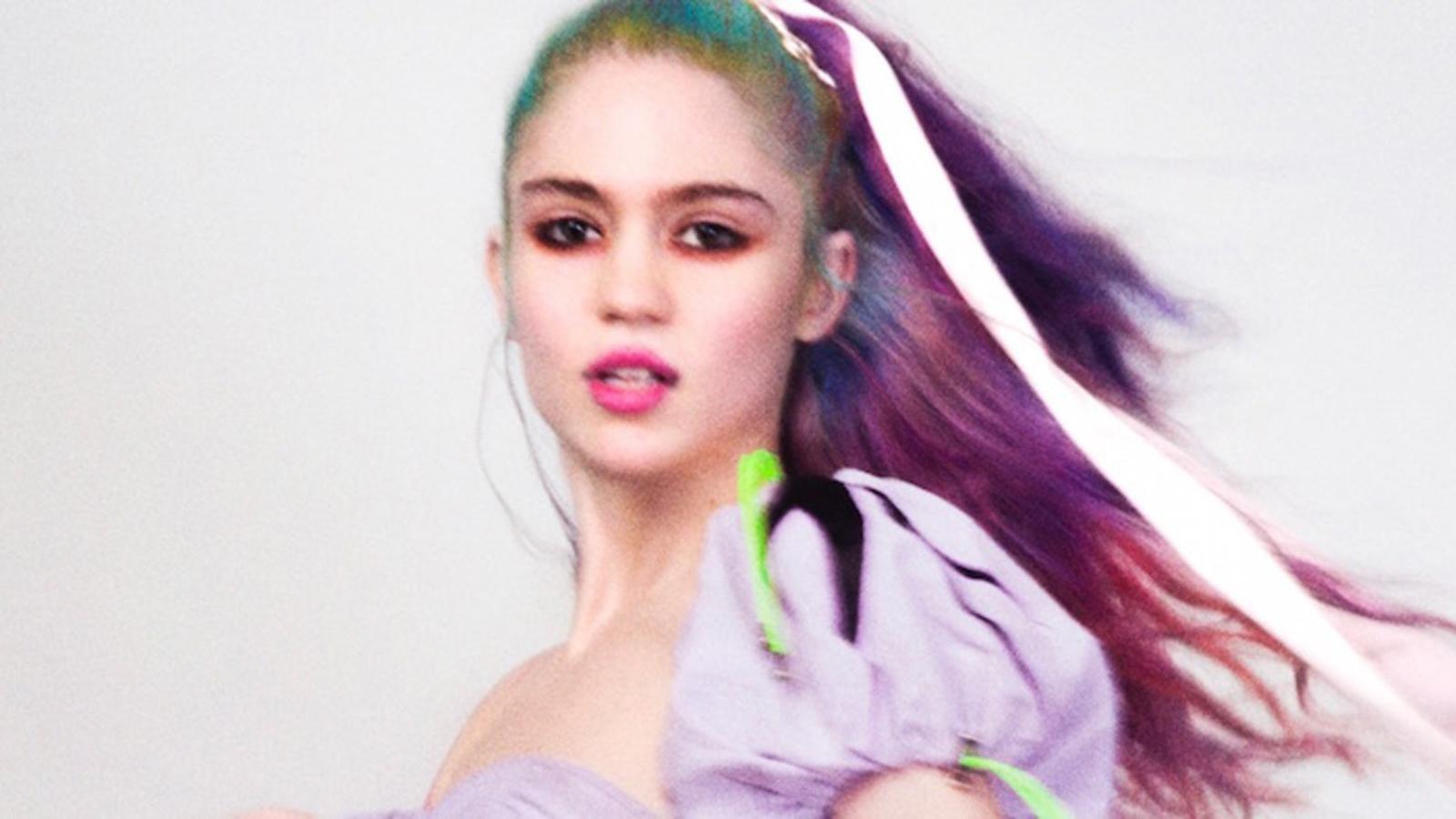 Hear Industrial Dance Meet Goth Pop On Grimes' New