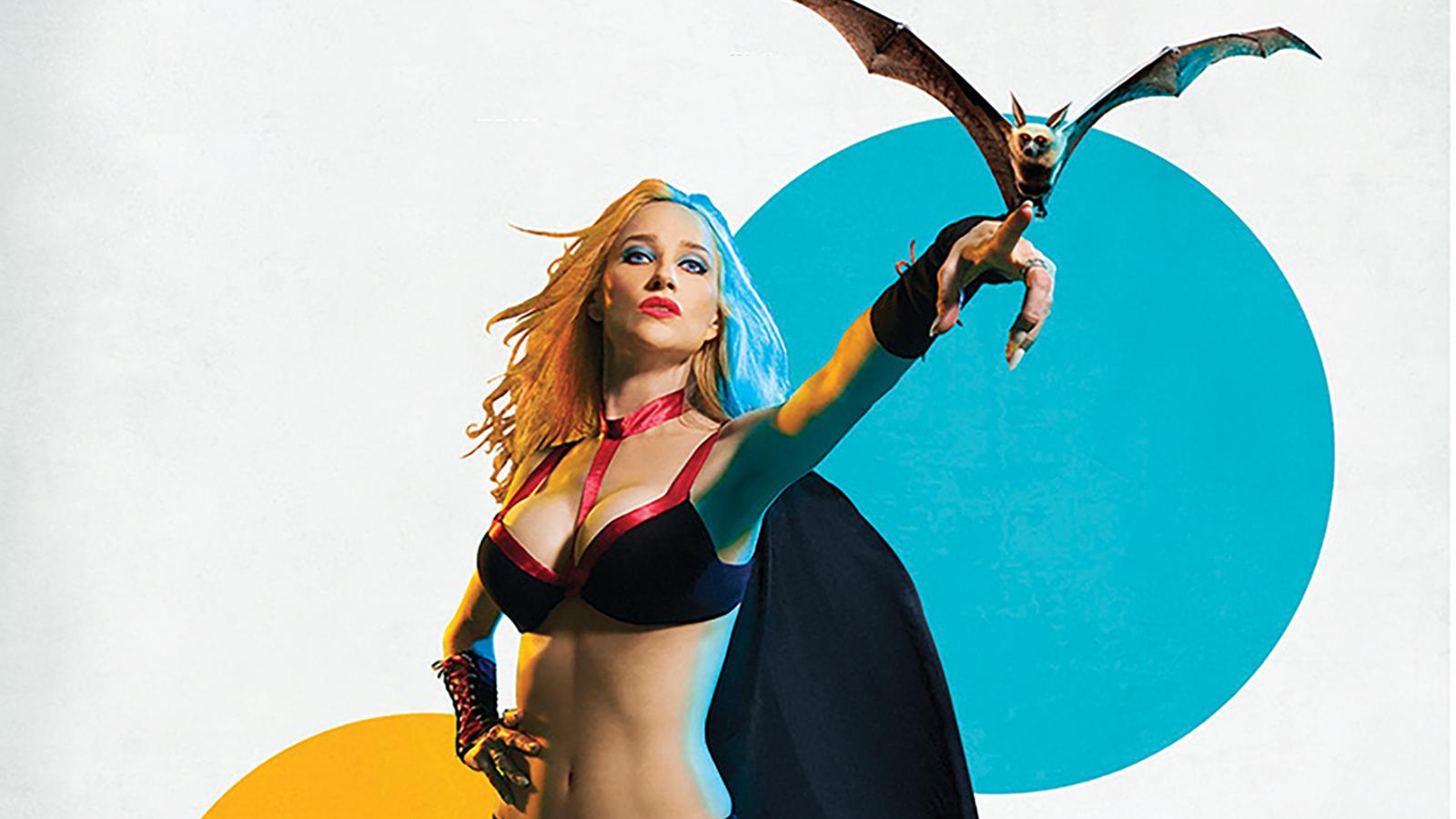 "Vampyros Lesbos: Watch Huntress' Fun, Gory New ""Sorrow"" Video"