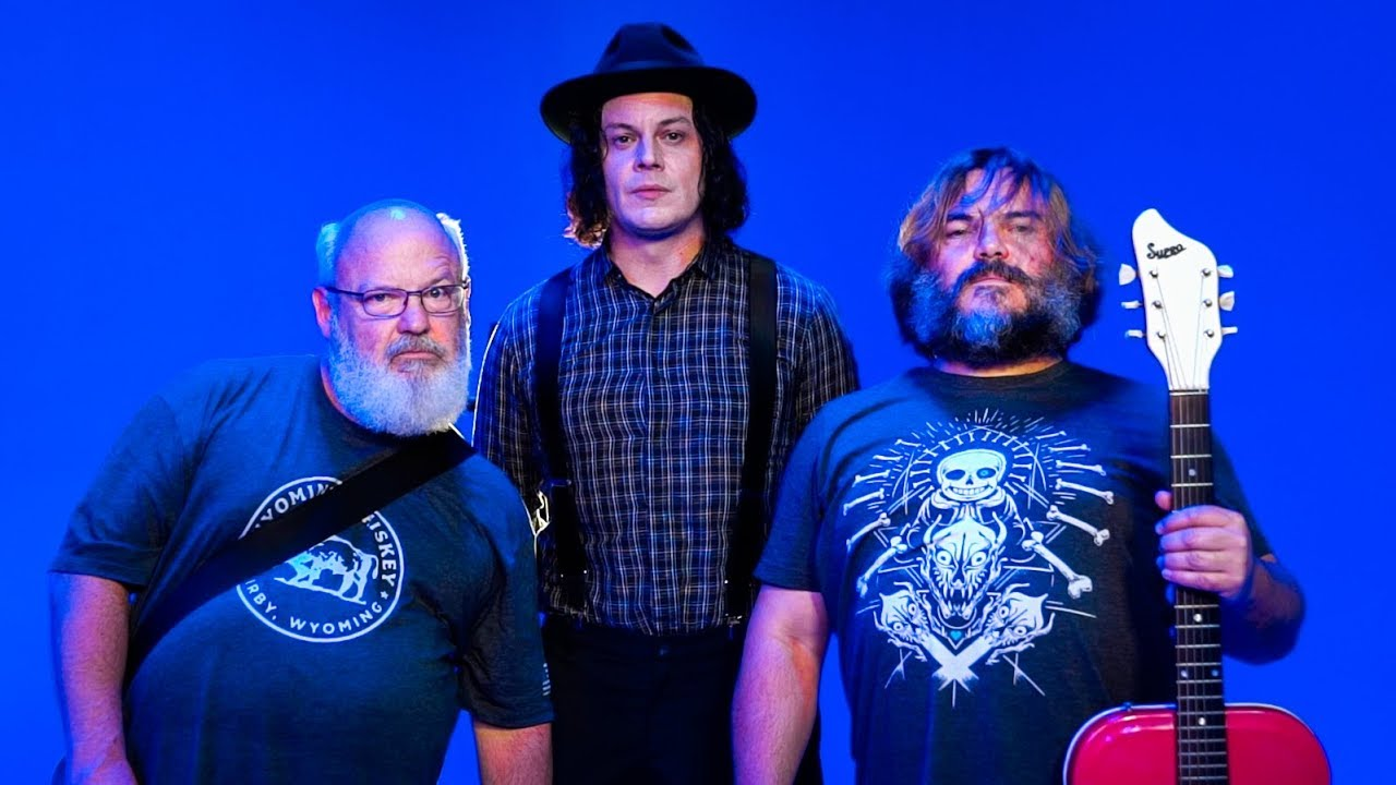 """Hear Tenacious D Team With Jack White on Hilarious New Song """"Don't Blow It, Kage"""""""