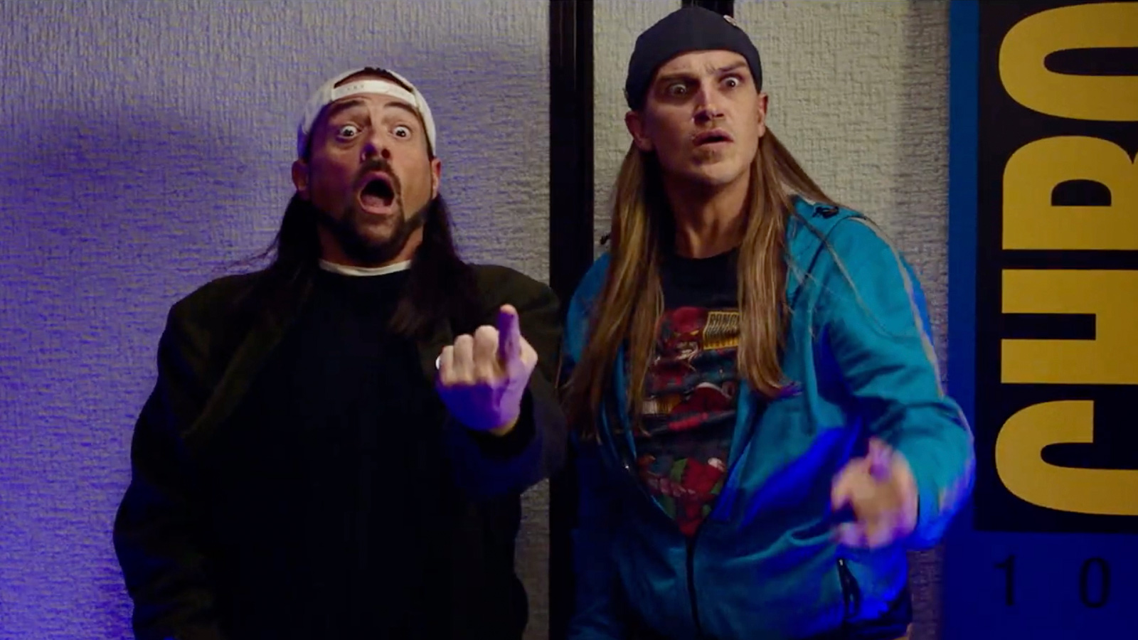'Jay and Silent Bob Reboot': See Wild New Trailer With Ben Affleck, Matt Damon, More