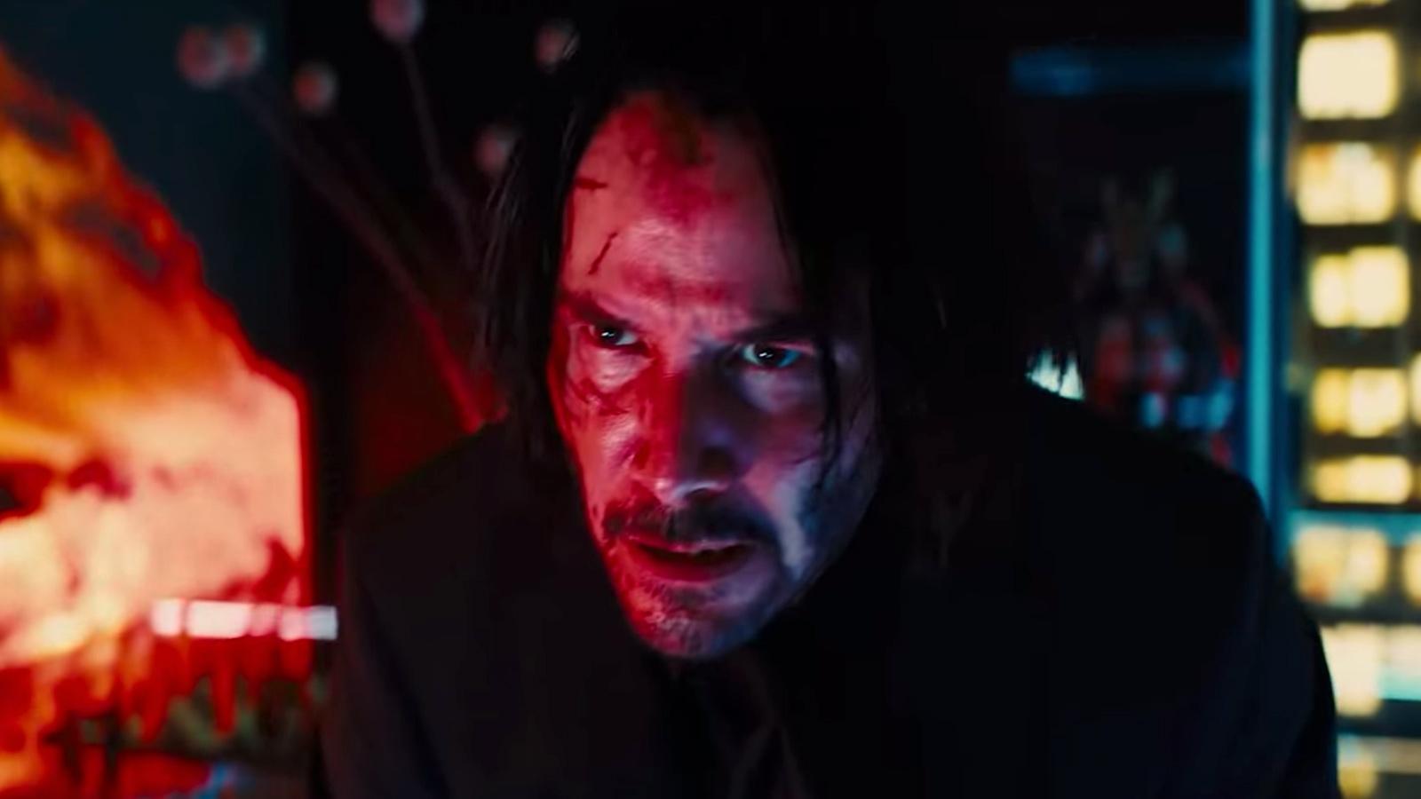 See Keanu Reeves, Halle Berry Rack Up Kills in Insane New 'John Wick 3' Trailer