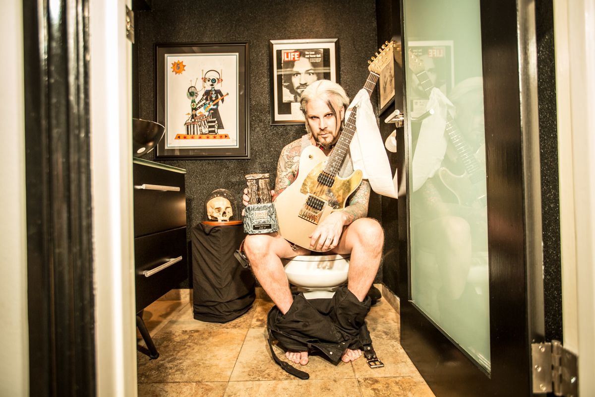 John 5 on Marilyn Manson Show Riot, Playing for Prince, New Rob Zombie Album
