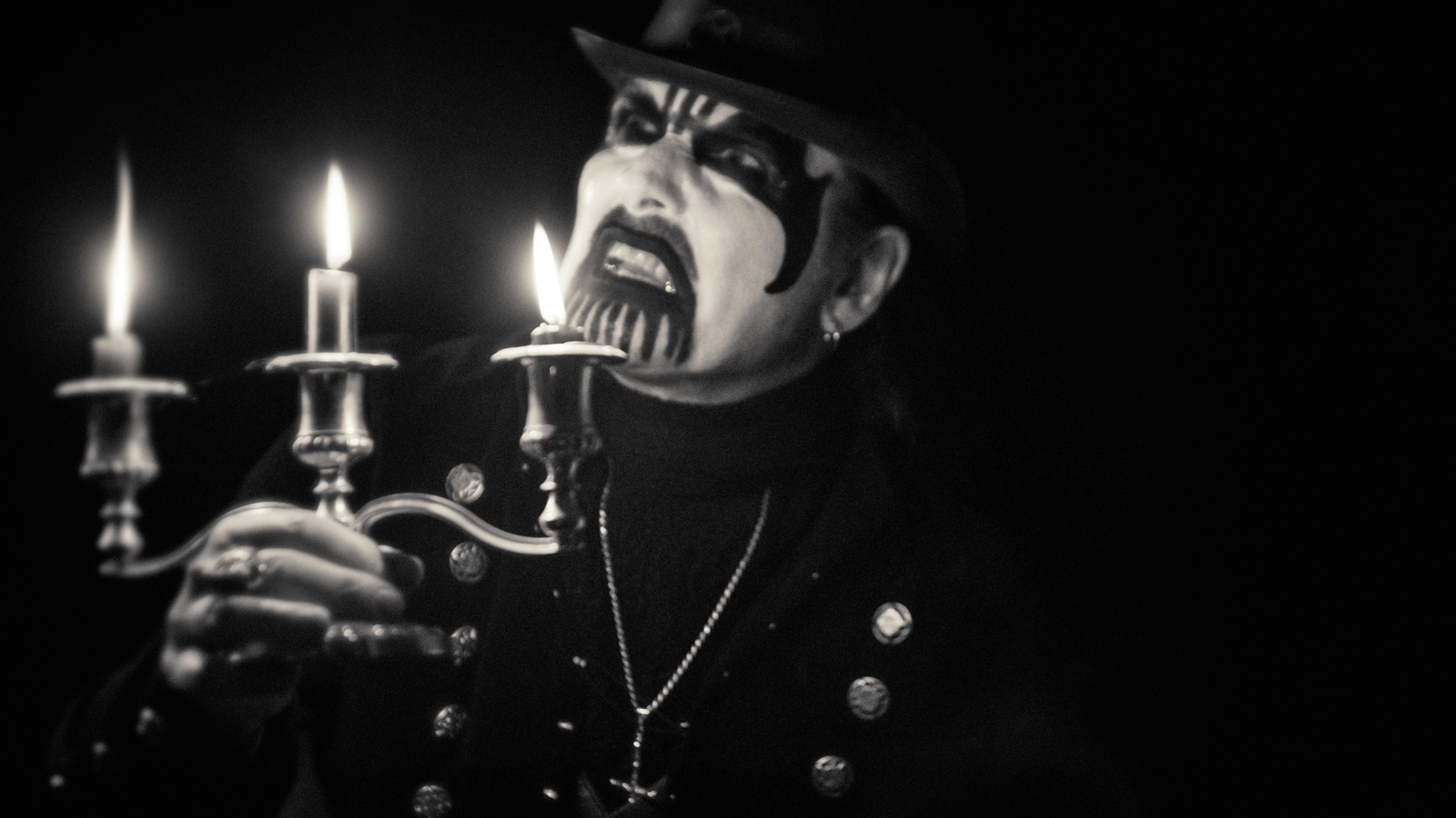 King Diamond The Dark Vision Bad Dreams And Near Death Of An