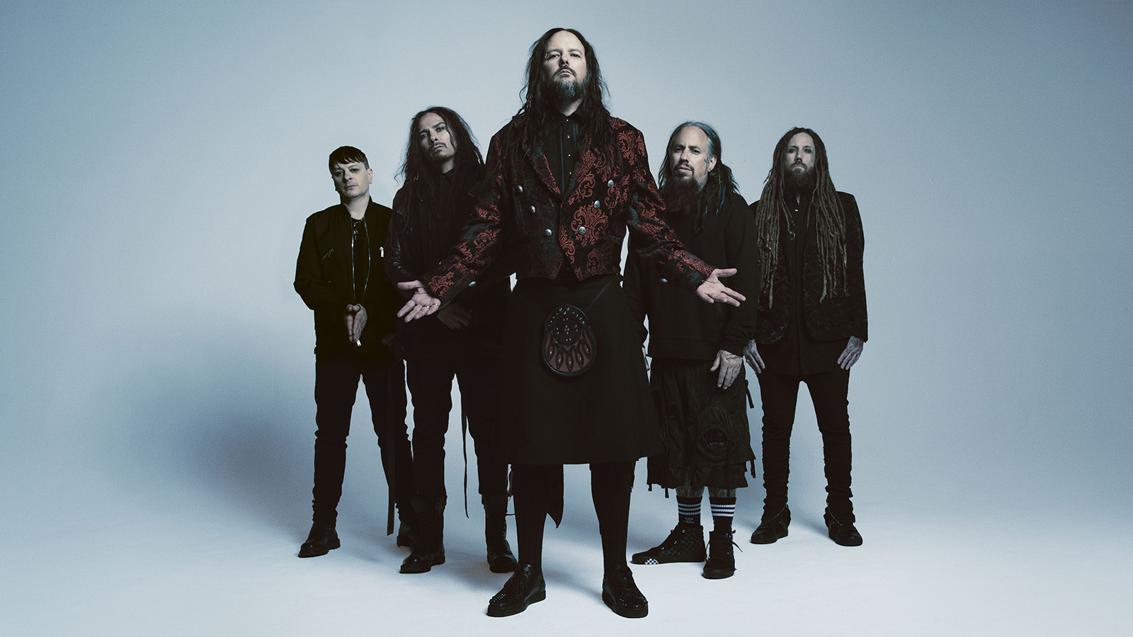 """Hear Korn's Sleek, Stirring New Song """"You'll Never Find Me"""""""