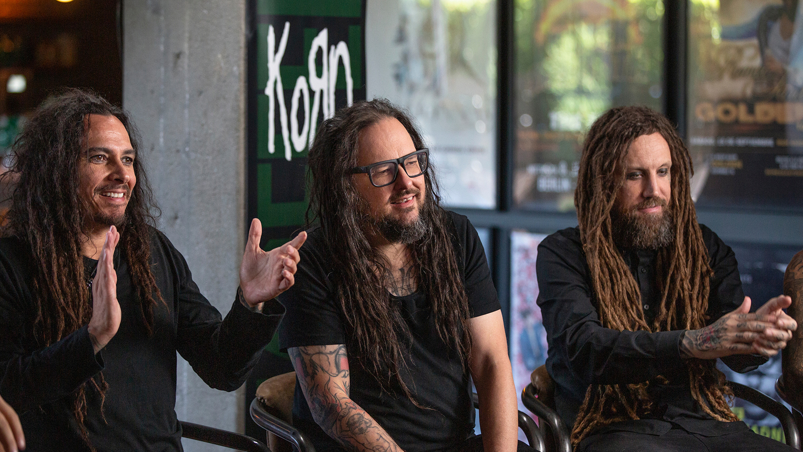 Korn's Exclusive Fan Q&A: 7 Things We Learned