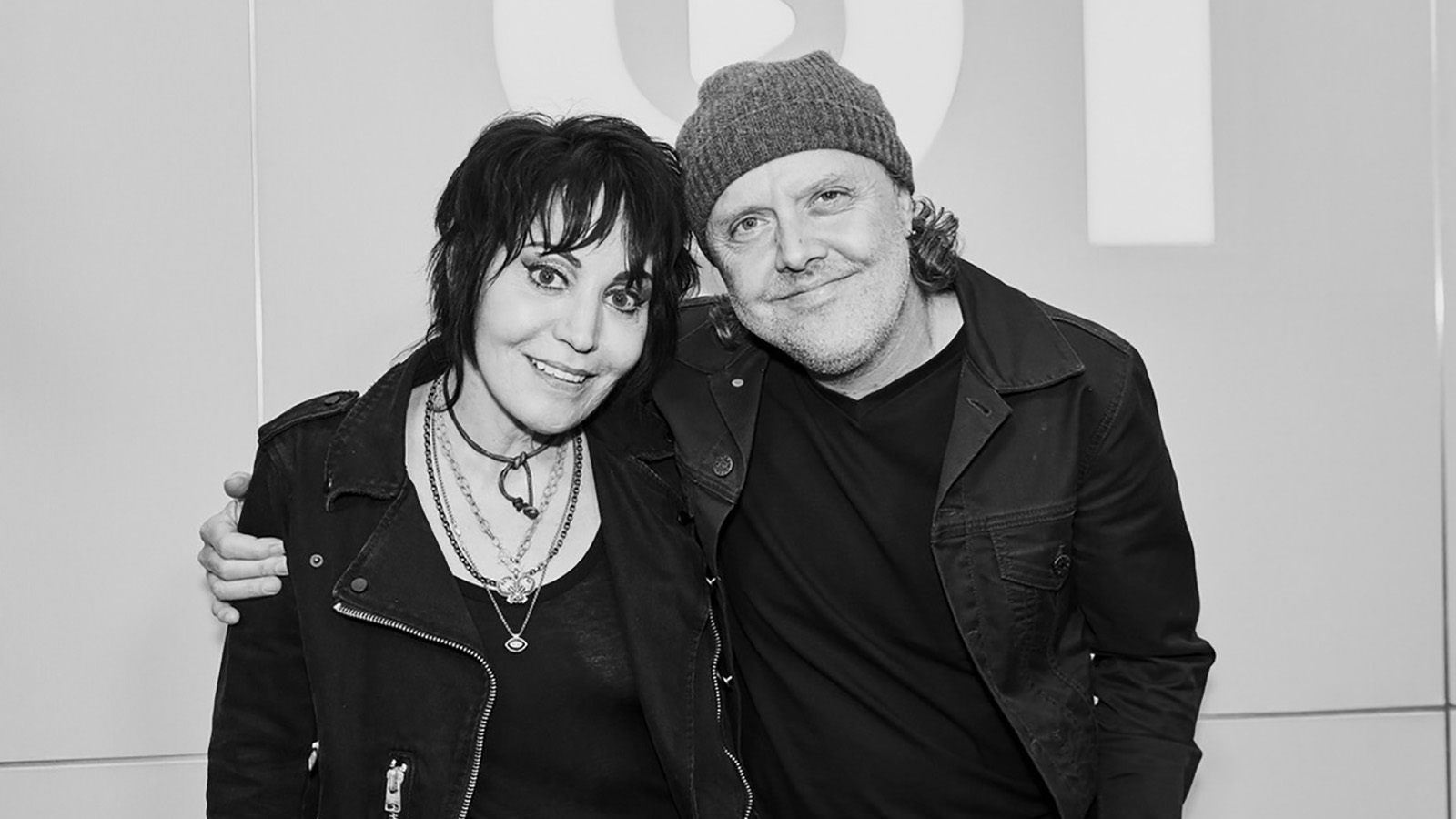 See Lars Ulrich Interview Joan Jett On Sexism In Rock Playing