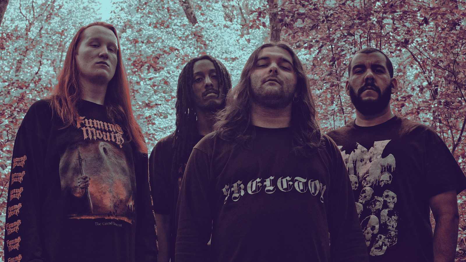 "Creeping Death: Hear Death-Metal Upstarts' Rabid New Song ""Bloodlust Contamination"""