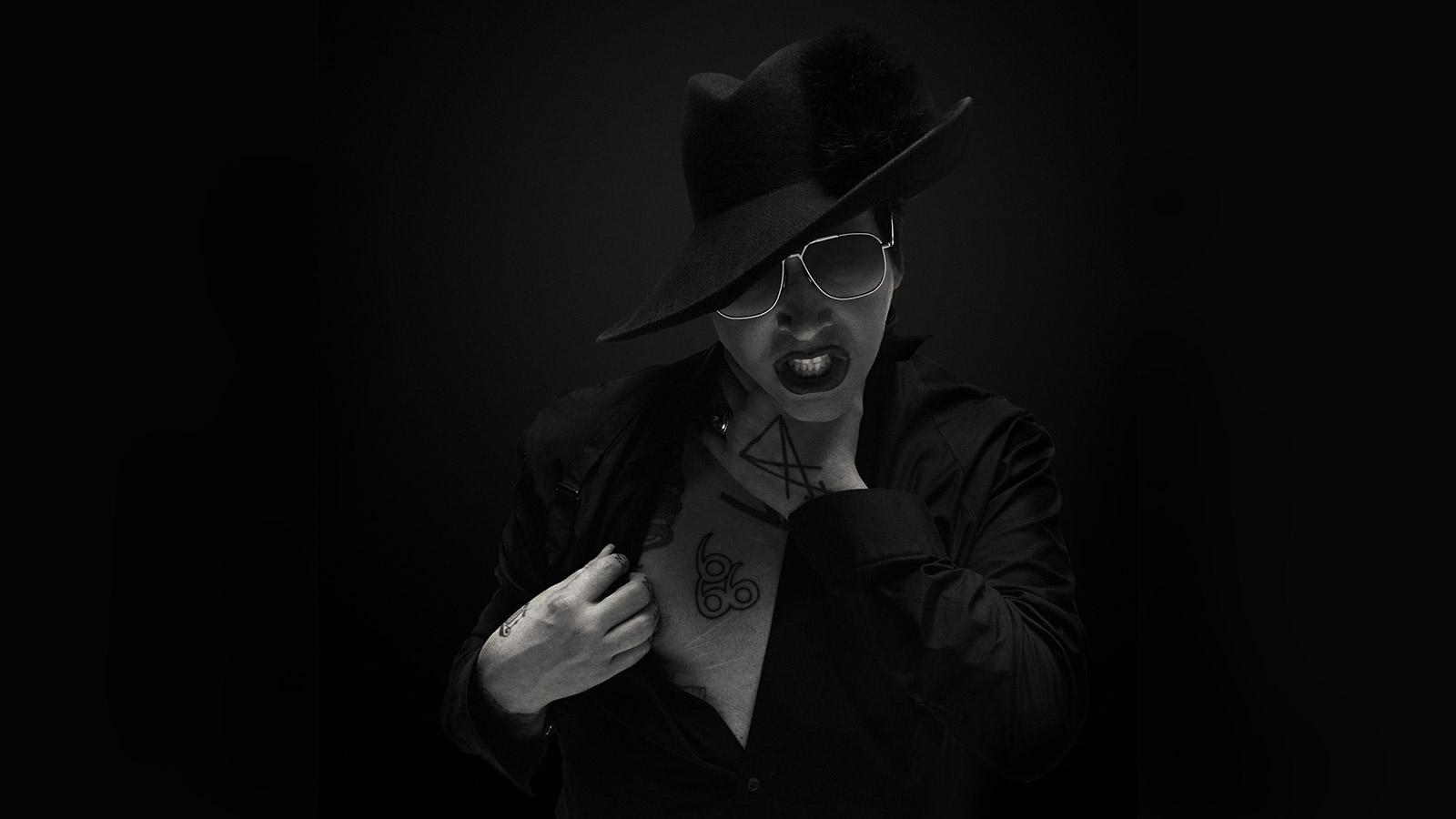 "Marilyn Manson on ""Southern"" New Album, Machine Gun Kelly, Twins of Evil Tour"