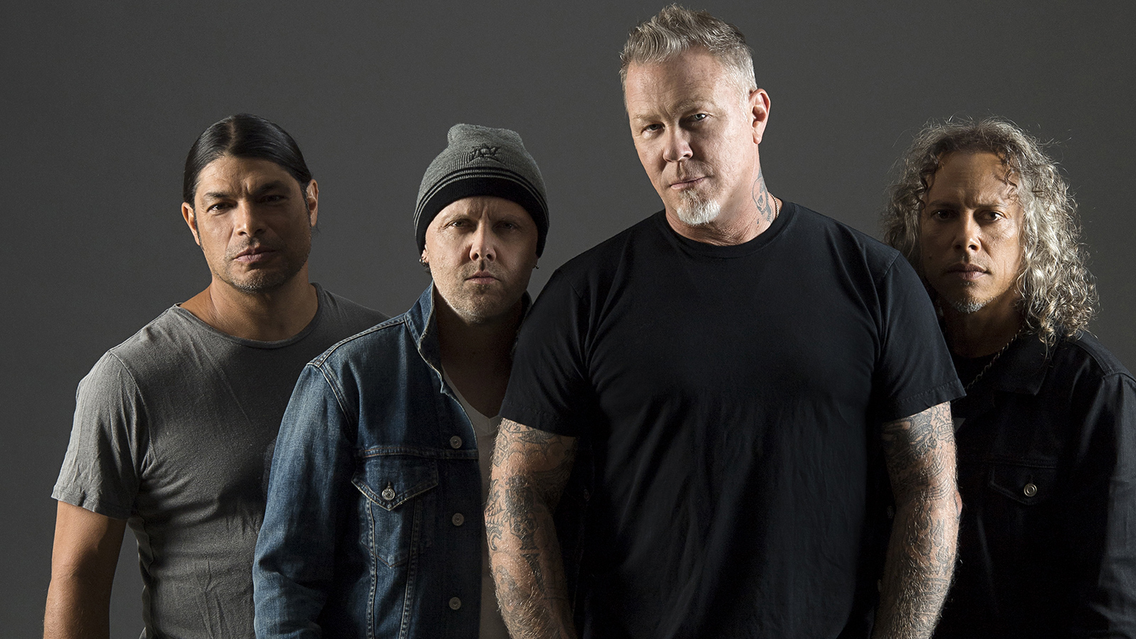 "Metallica ""Having a Bit of Fun"" With New Children's Book 'The ABCs of Metallica'"